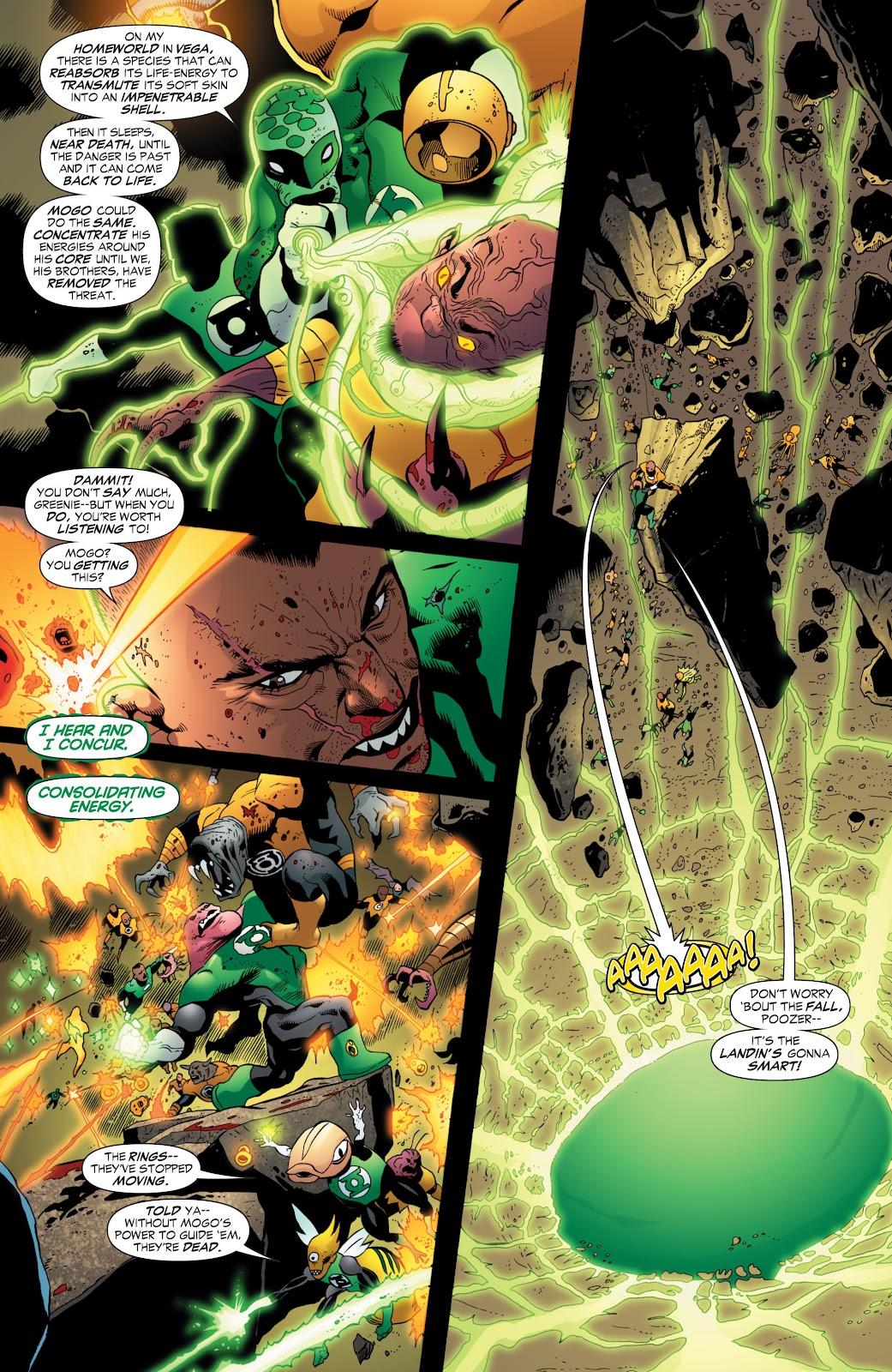 Green Lantern: The Sinestro Corps War Full #1 - English 164