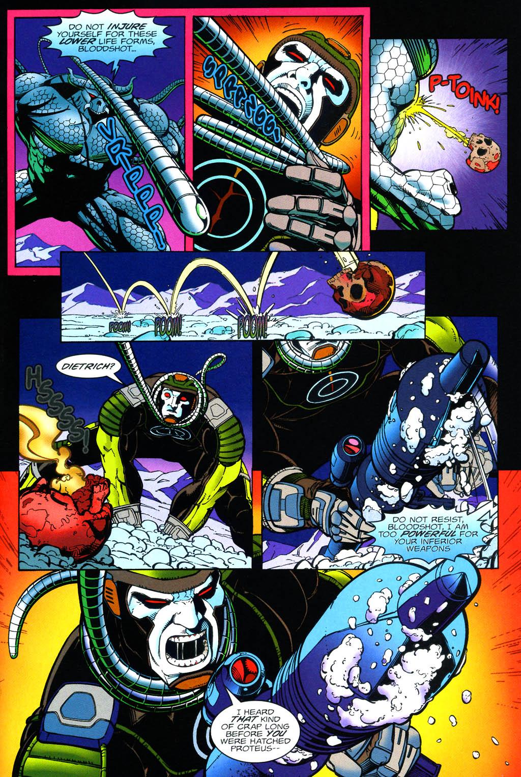Read online Bloodshot (1993) comic -  Issue #50 - 20