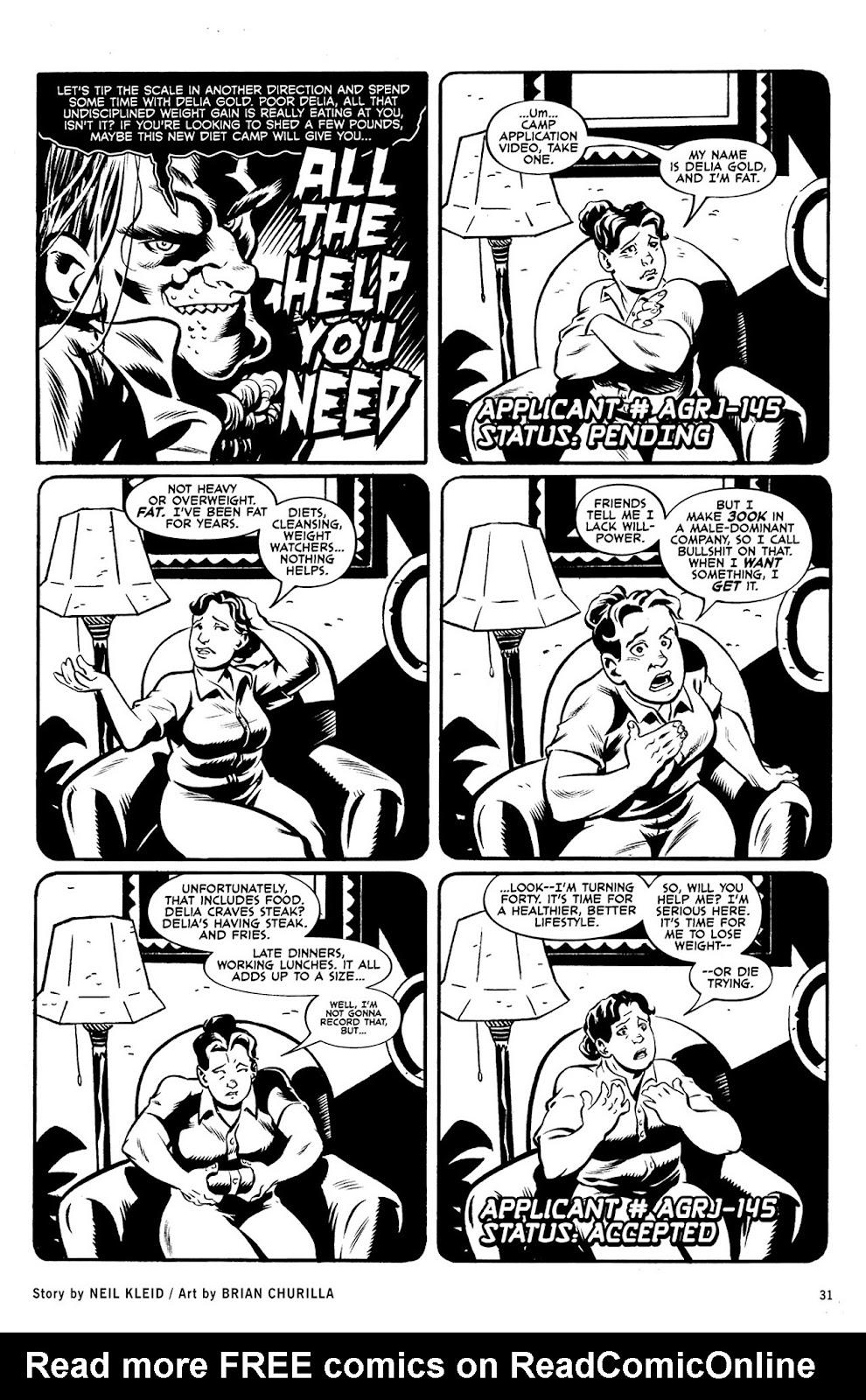 Creepy (2009) Issue #1 #1 - English 33