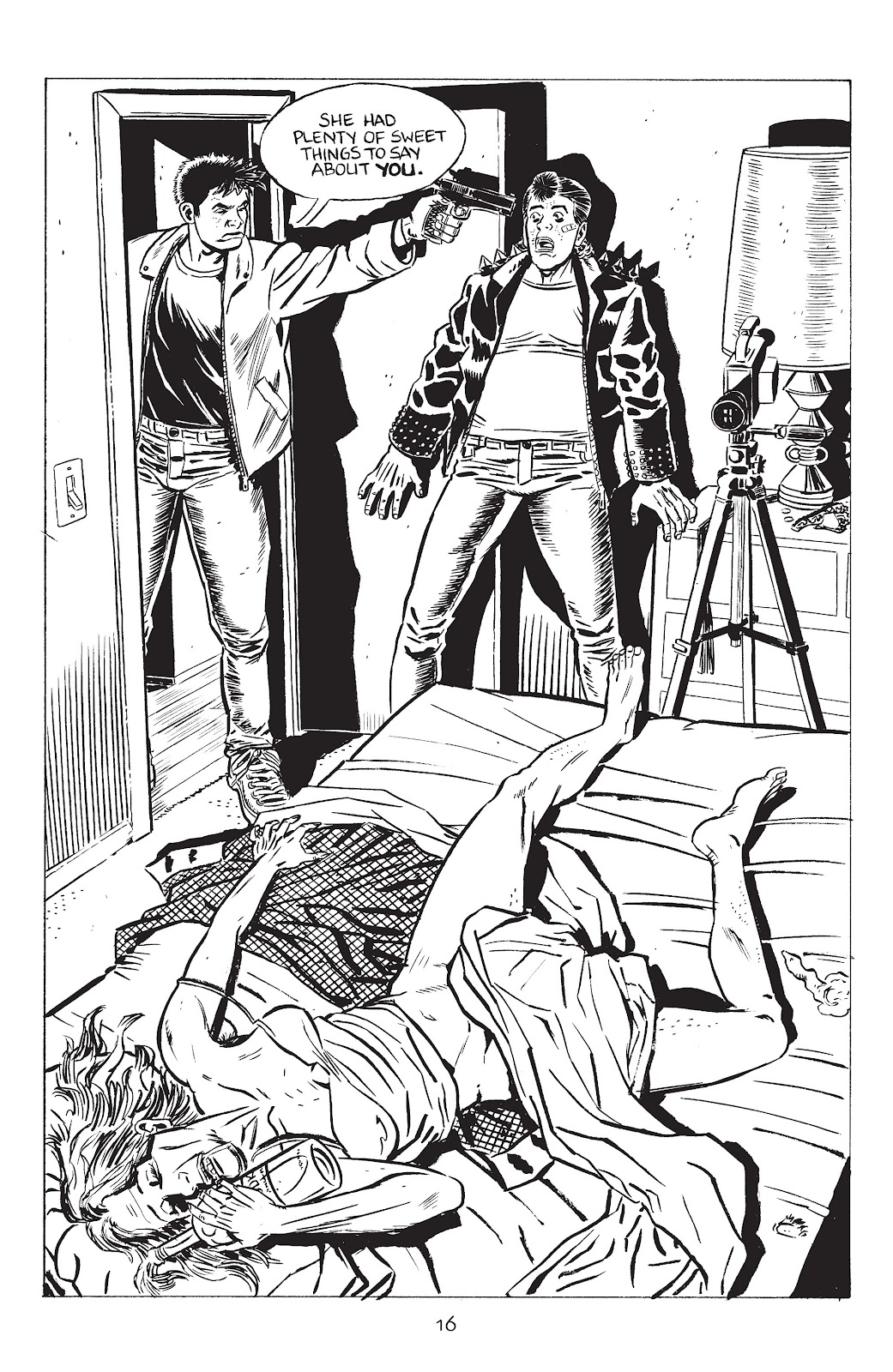 Stray Bullets Issue #37 #37 - English 18