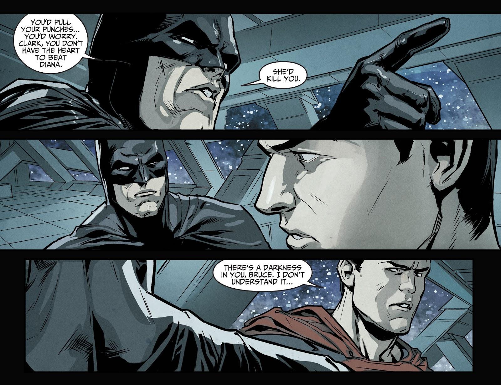Injustice: Gods Among Us Year Four Issue #10 #11 - English 12