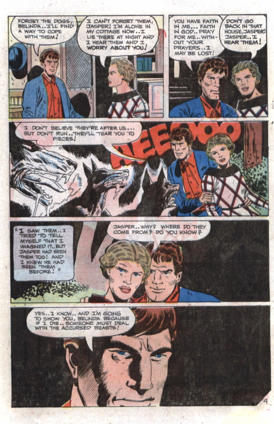 Read online Scary Tales comic -  Issue #36 - 16