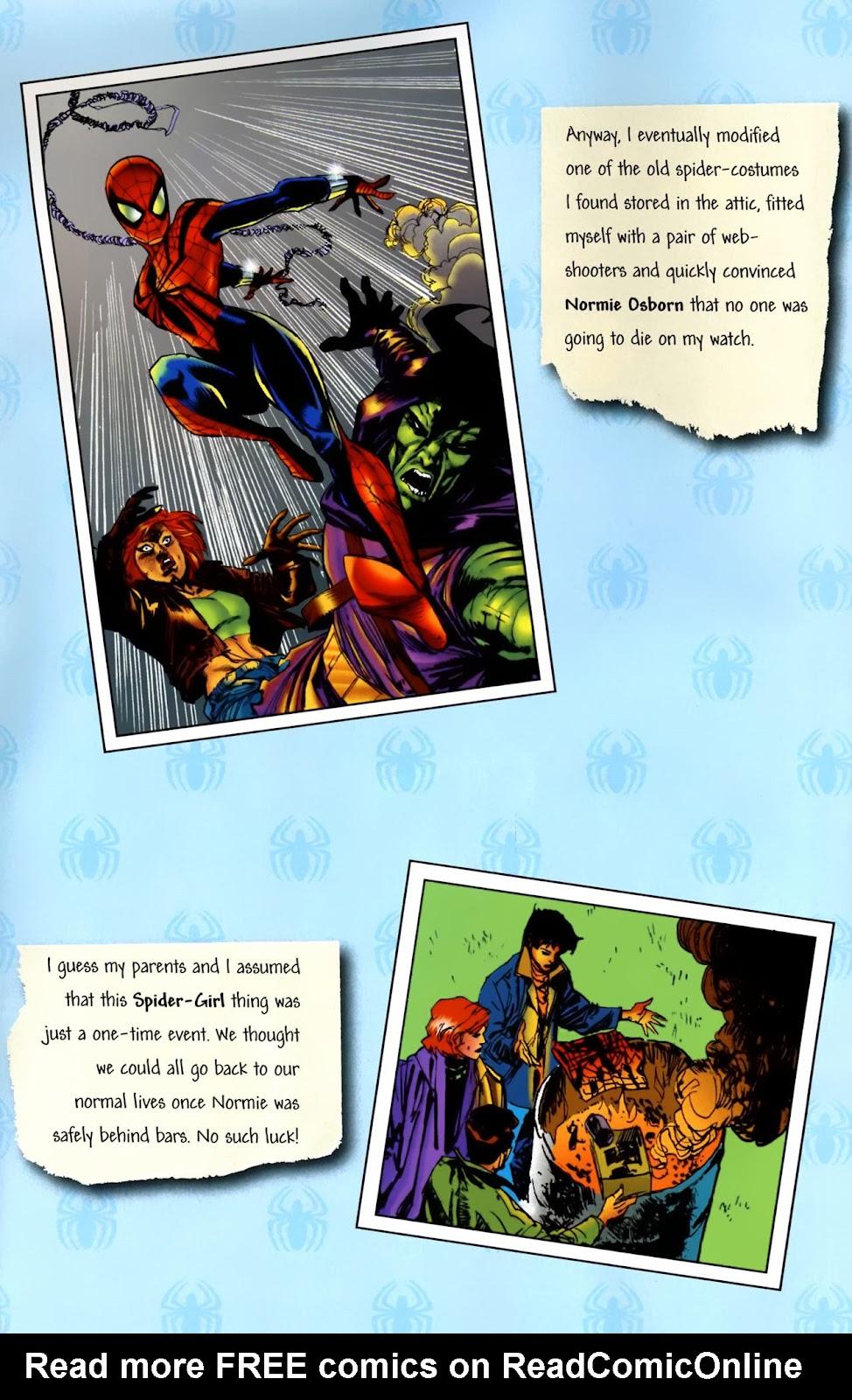 Amazing Spider-Girl Issue #0 #1 - English 6