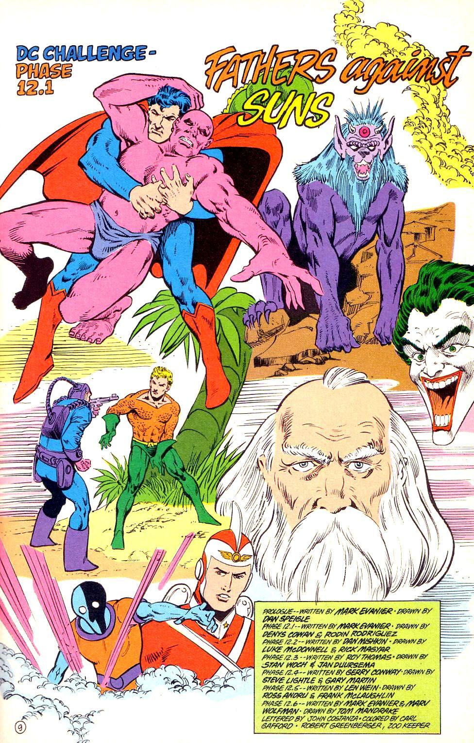 DC Challenge #12 #12 - English 10