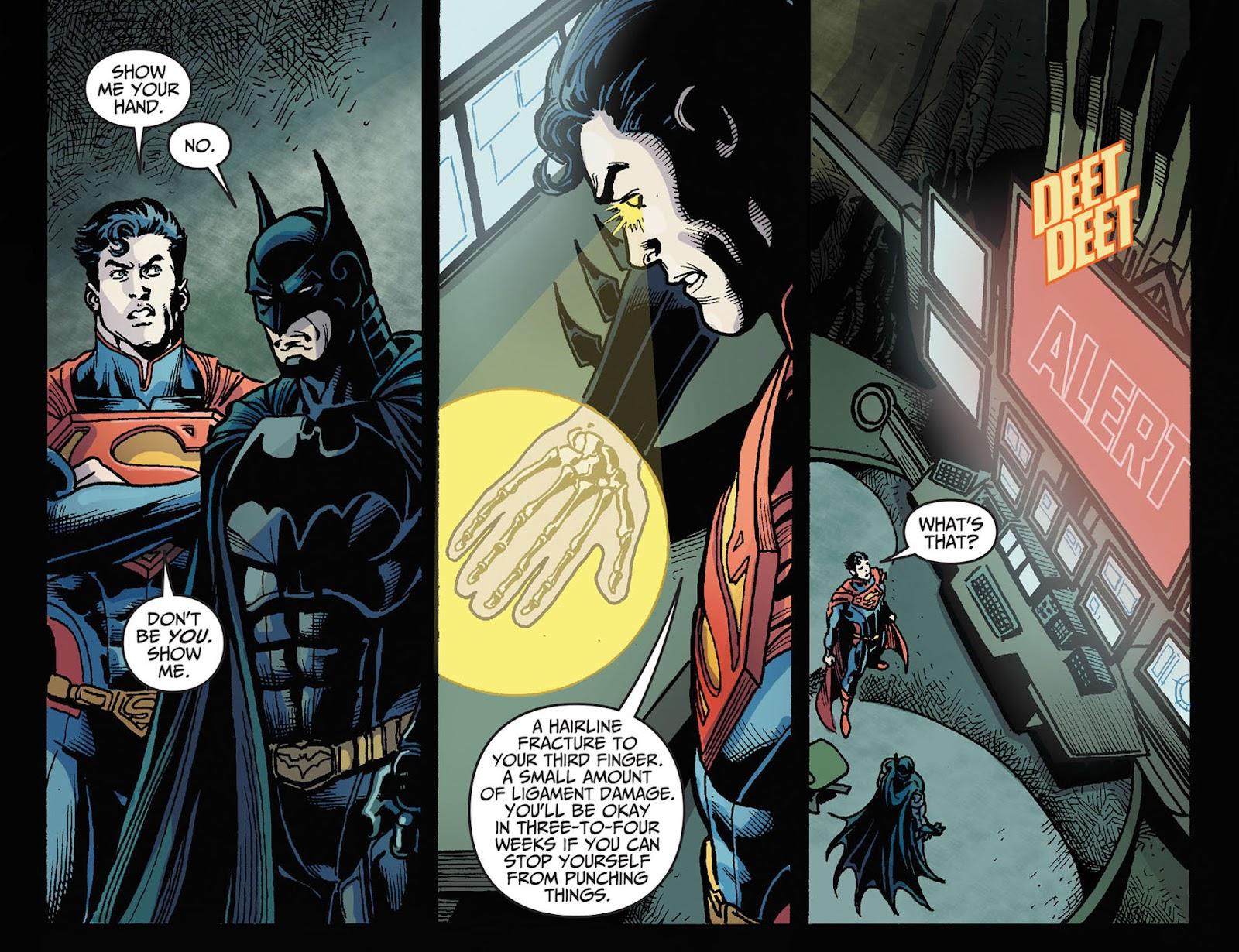 Injustice: Gods Among Us [I] Issue #11 #12 - English 15