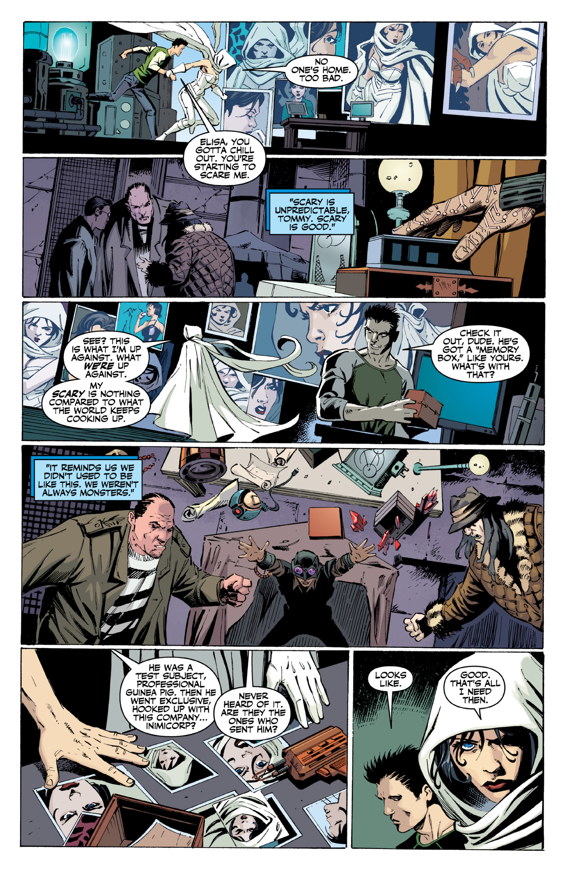 Read online Ghost (2013) comic -  Issue # TPB 2 - 69