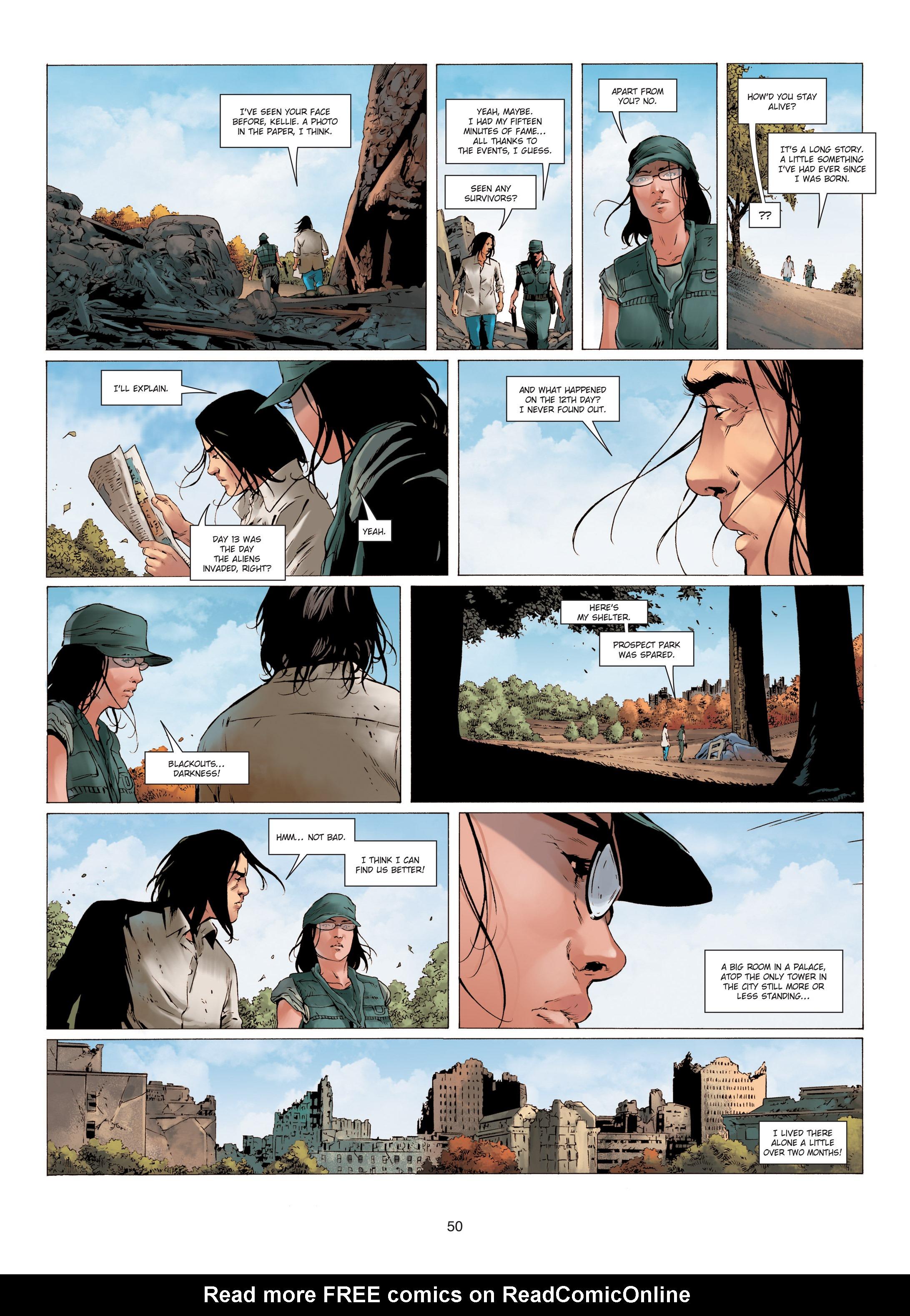 Promethee #12 #8 - English 50
