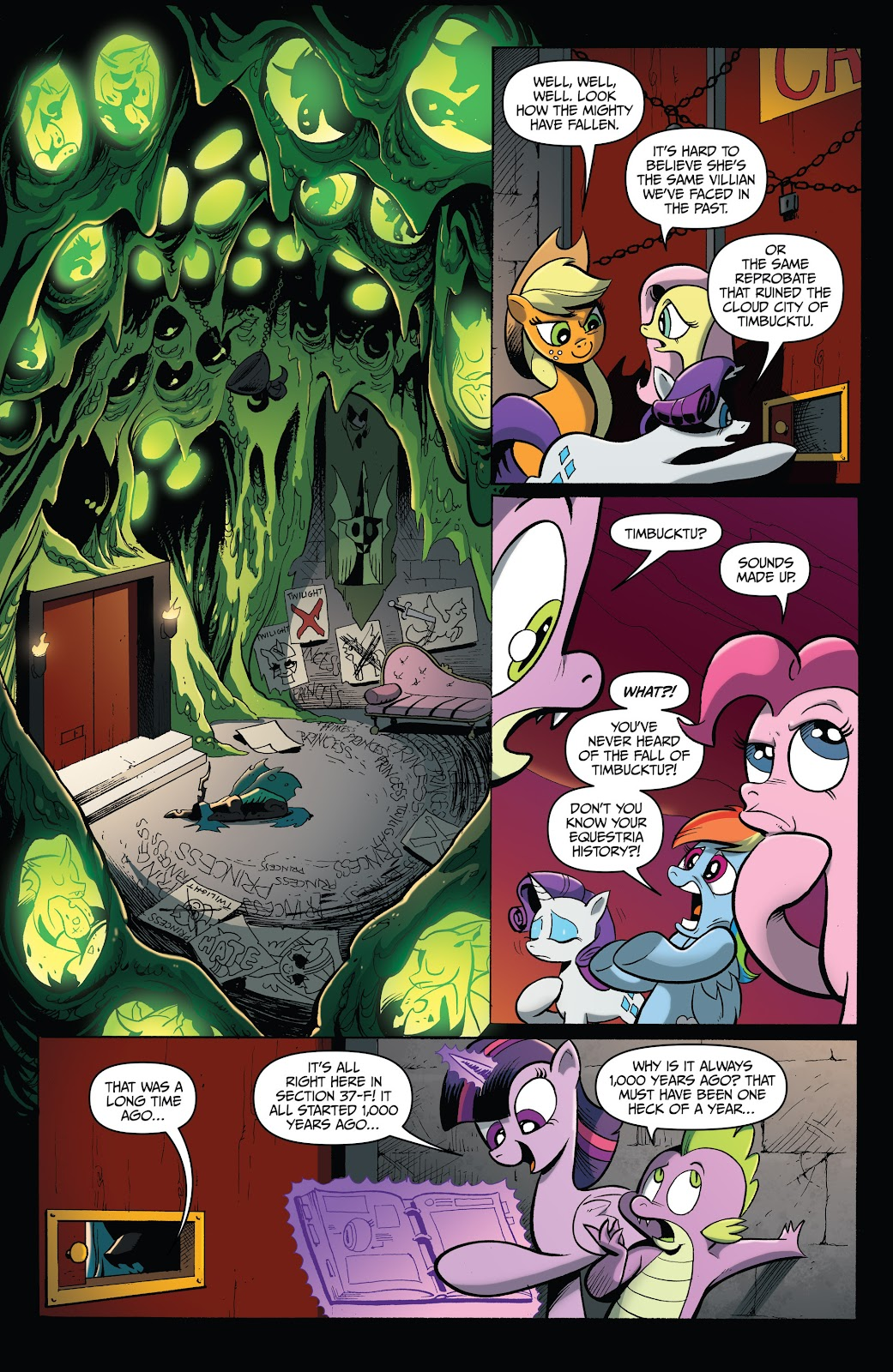 My Little Pony: Fiendship is Magic Issue #5 #5 - English 5