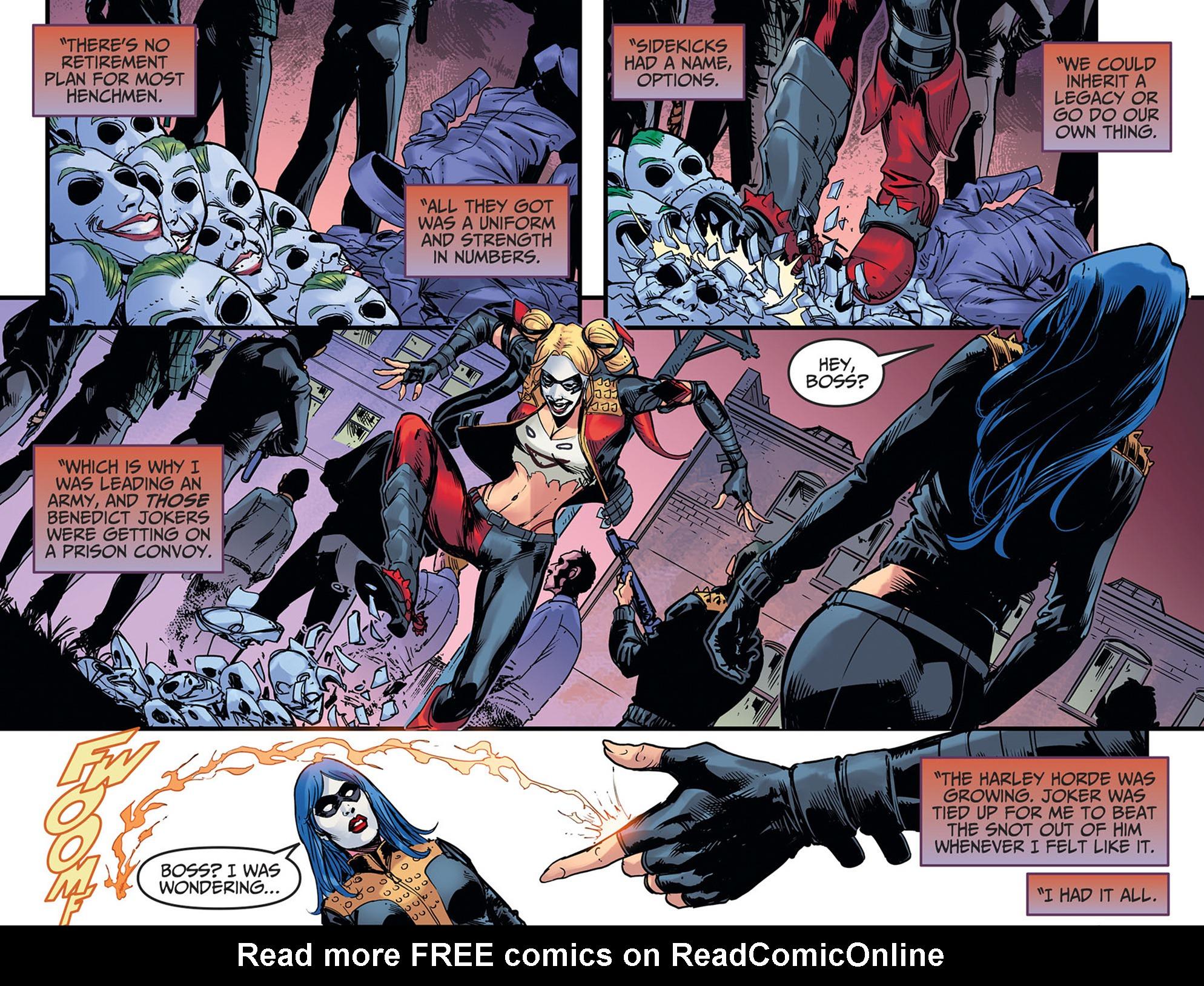 Read online Injustice: Ground Zero comic -  Issue #21 - 4