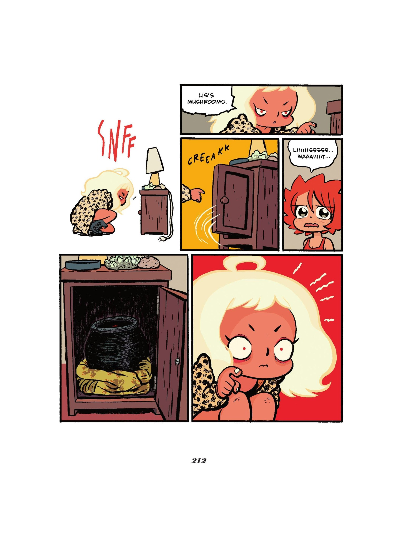 Read online Seconds comic -  Issue # Full - 213