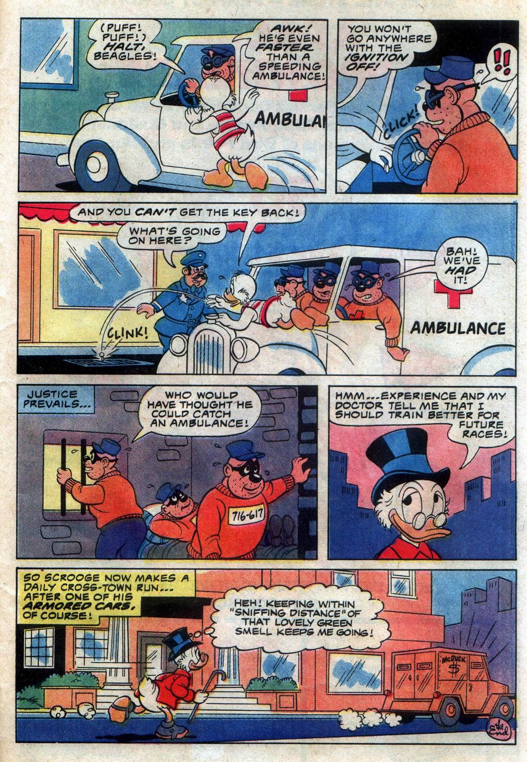 Uncle Scrooge (1953) Issue #182 #182 - English 33