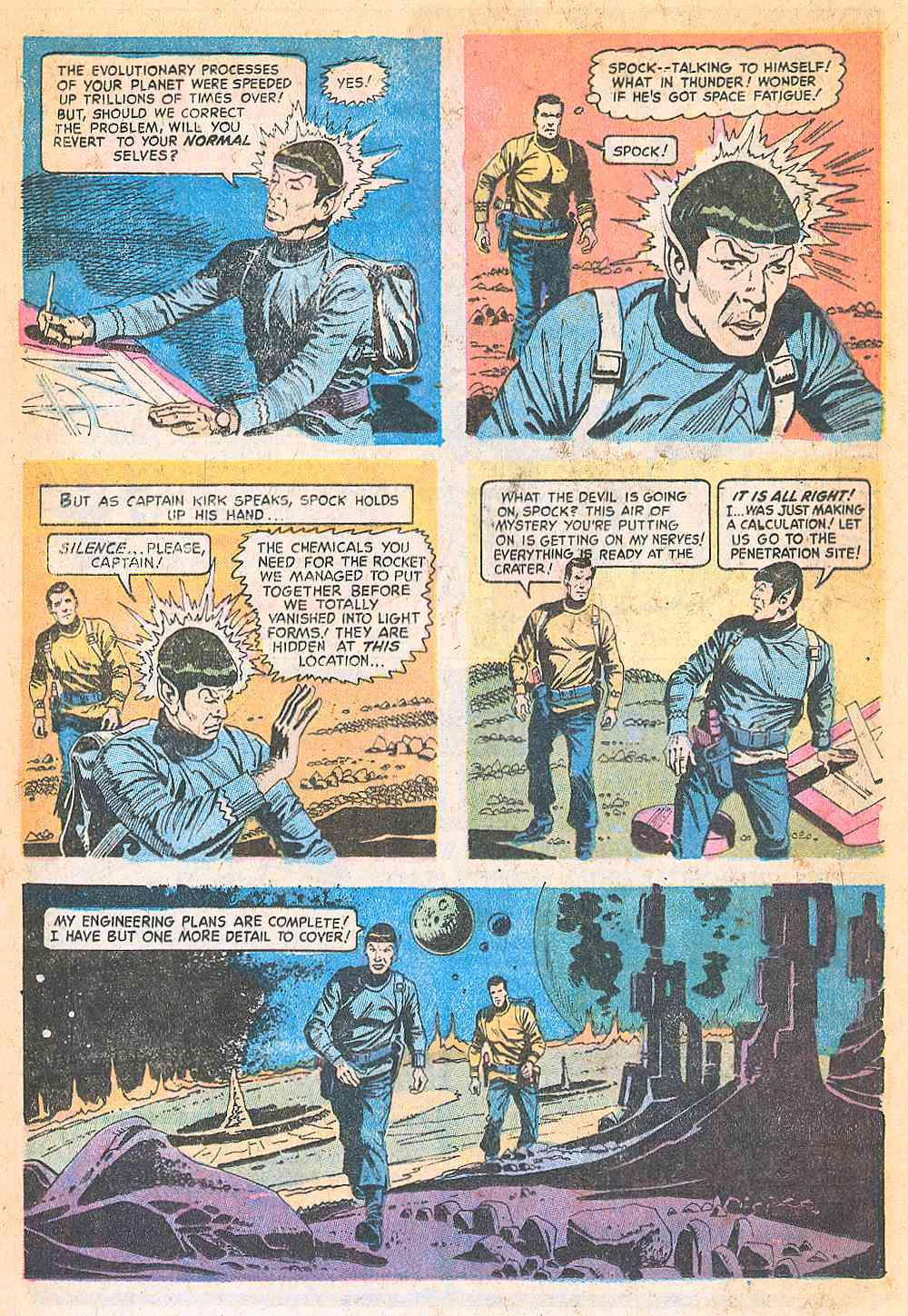Star Trek (1967) Issue #35 #35 - English 14