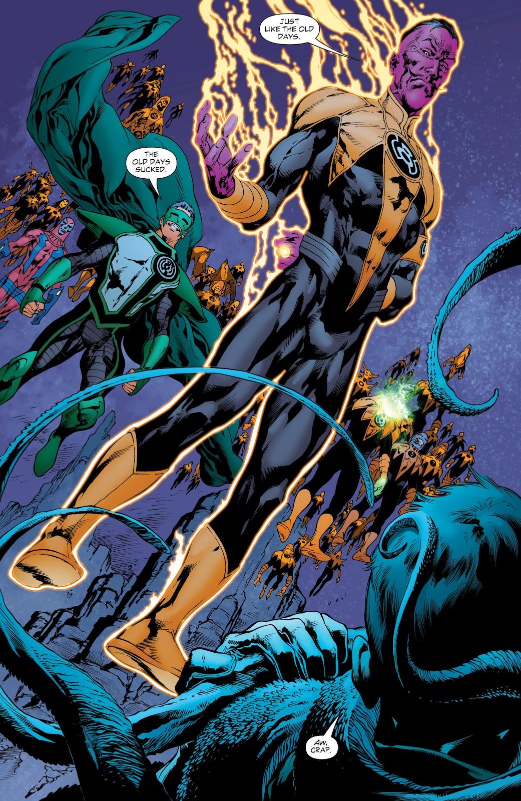 Green Lantern: The Sinestro Corps War Full #1 - English 148