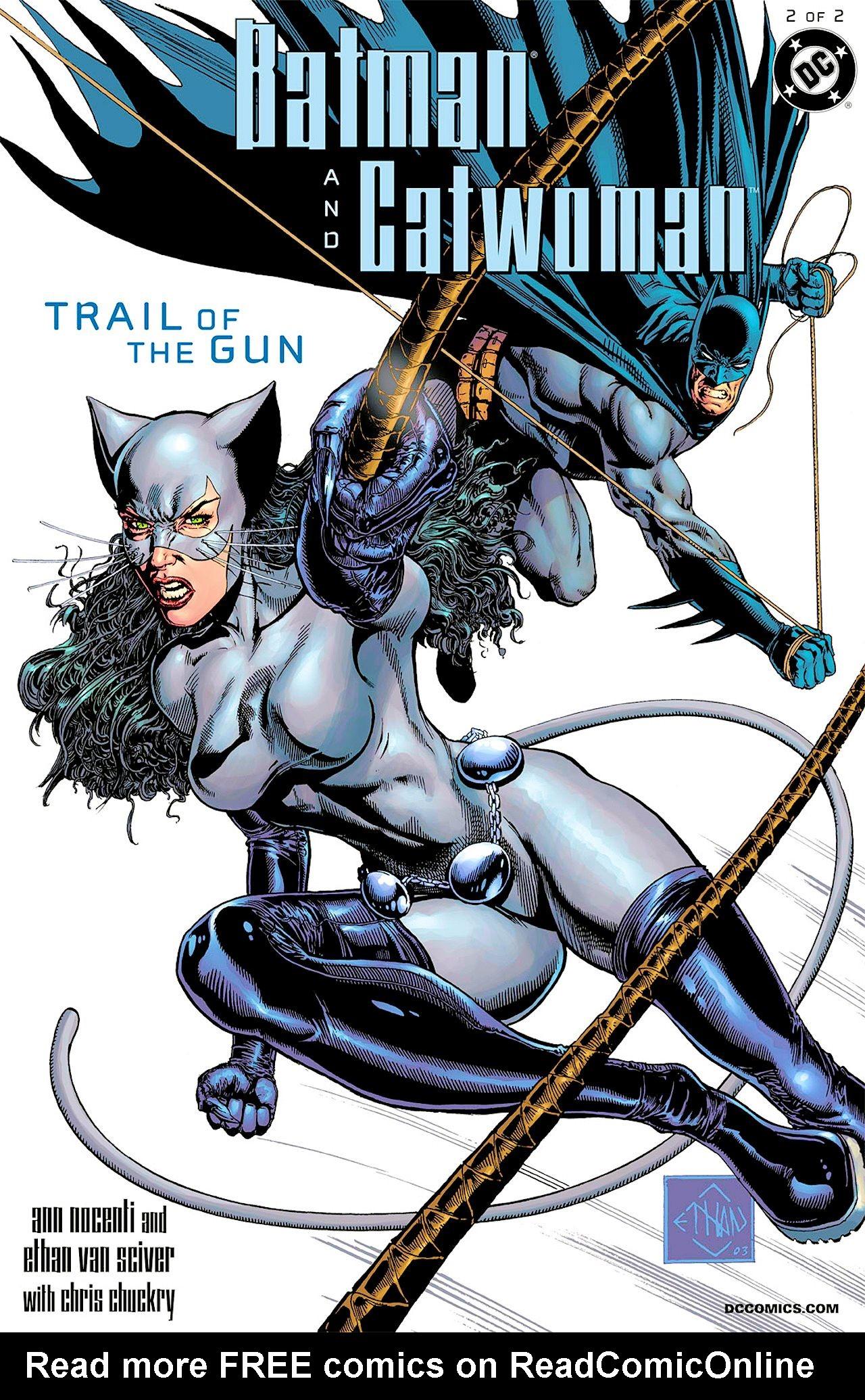 Batman/Catwoman: Trail of the Gun 2 Page 1