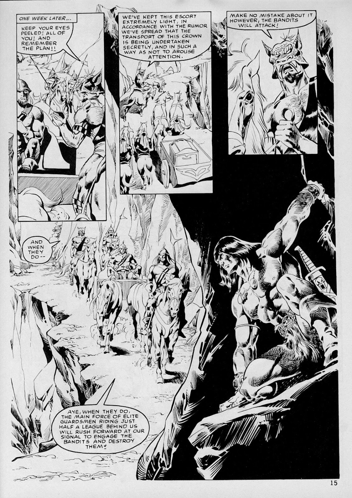 The Savage Sword Of Conan Issue #103 #104 - English 14