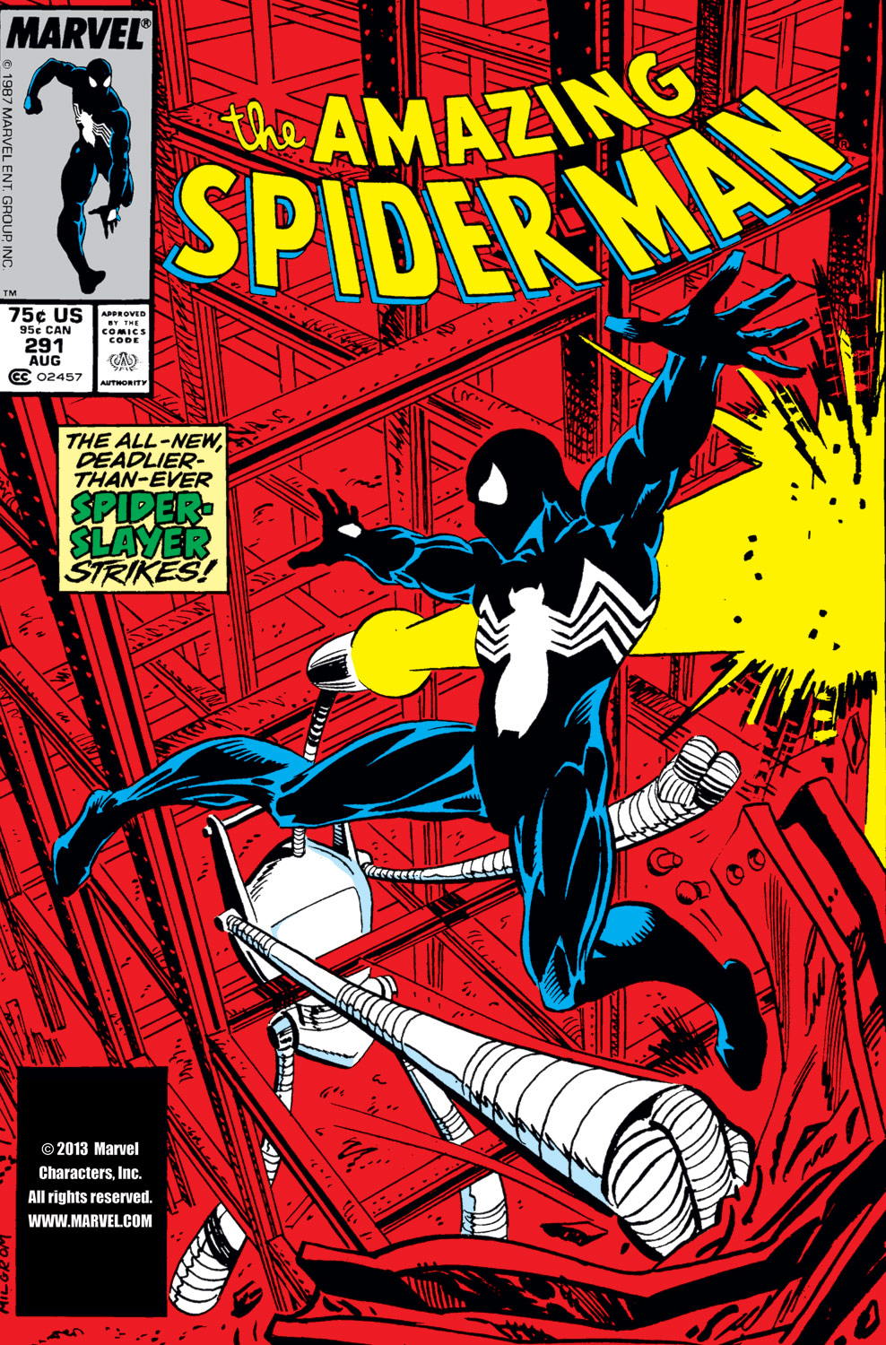 The Amazing Spider-Man (1963) 291 Page 1
