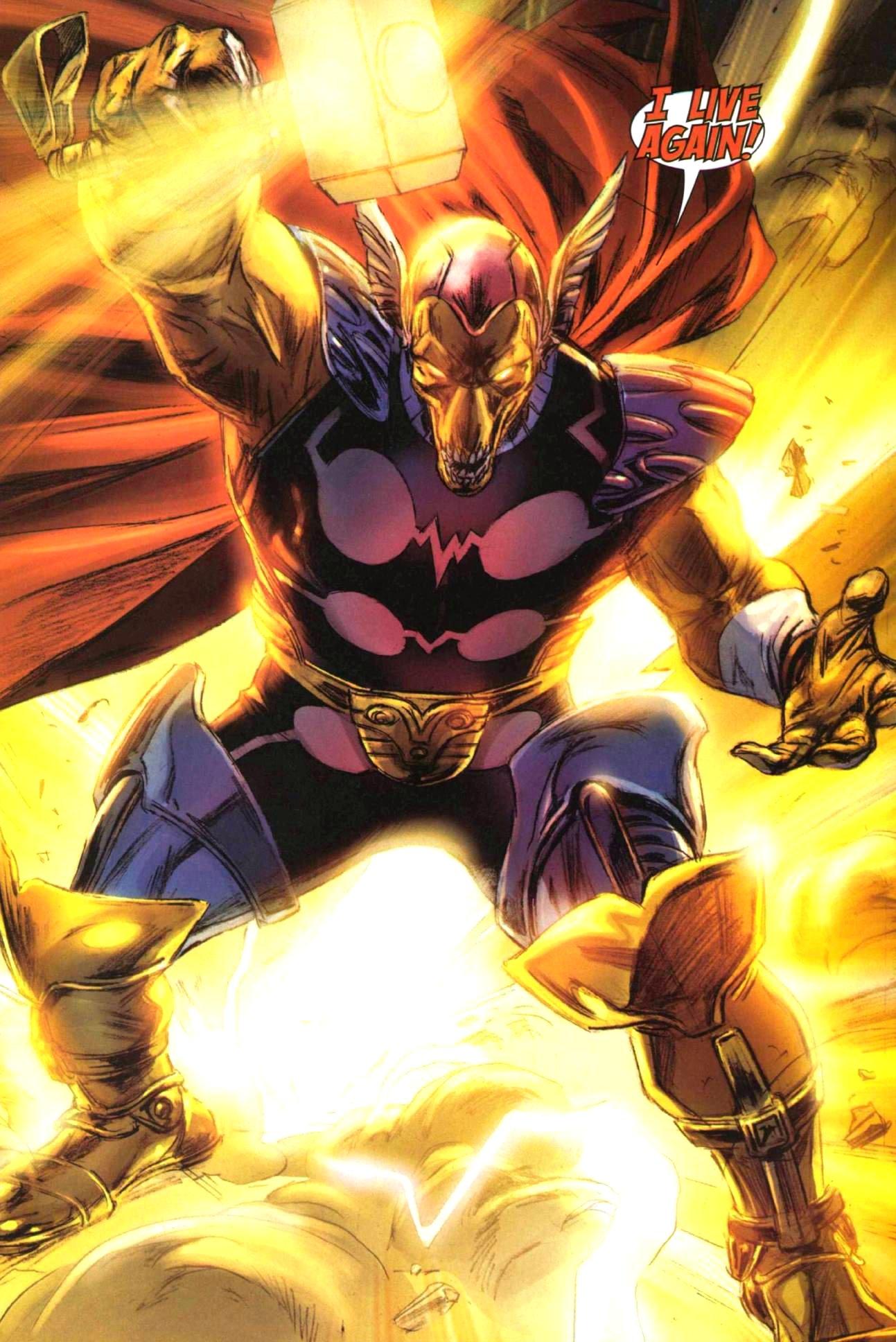 Read online Secret Invasion: Thor comic -  Issue #1 - 18