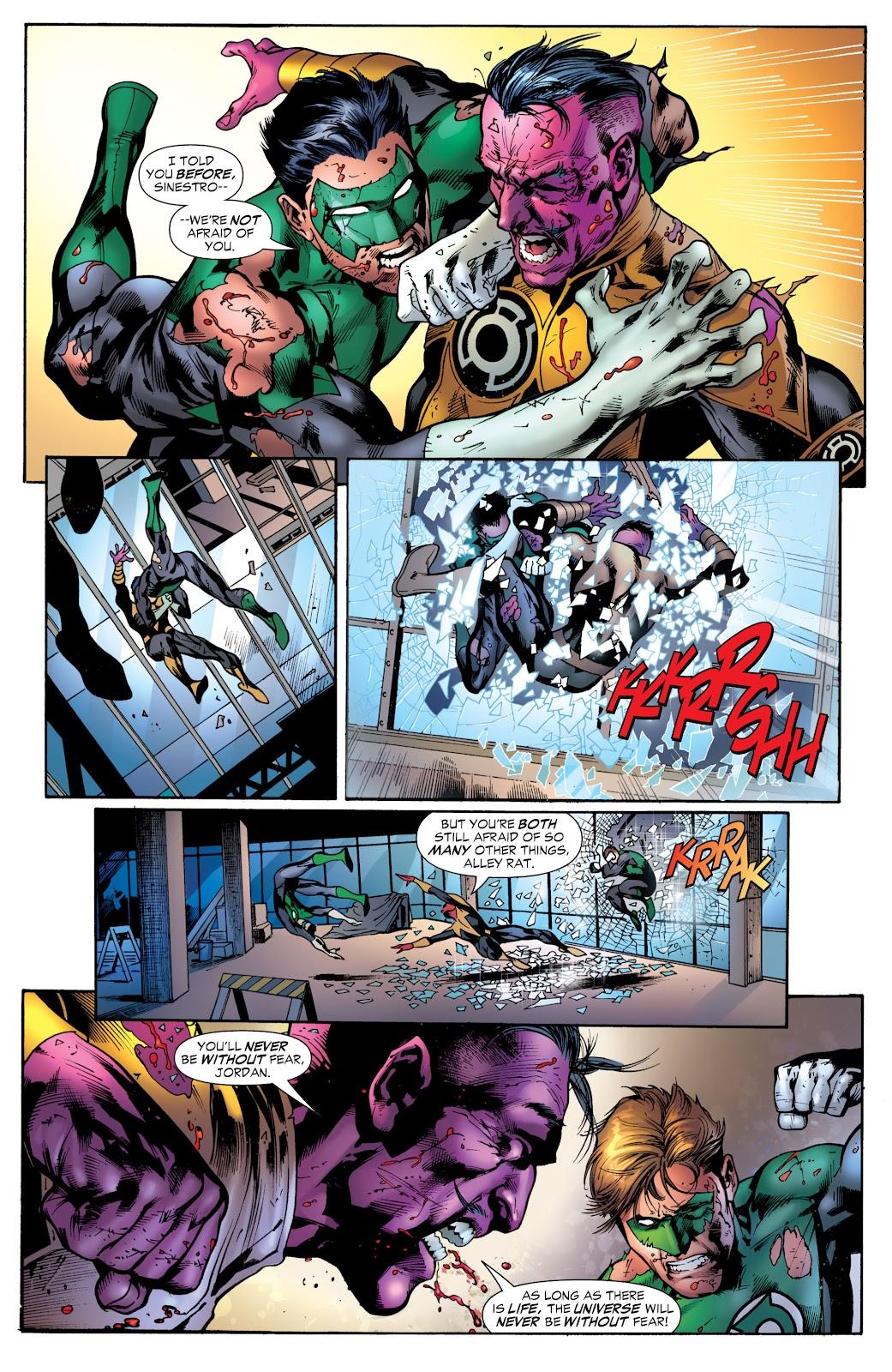 Green Lantern: The Sinestro Corps War Full #1 - English 277