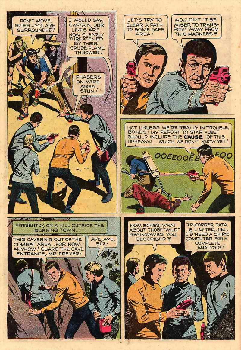 Star Trek (1967) #58 #58 - English 8