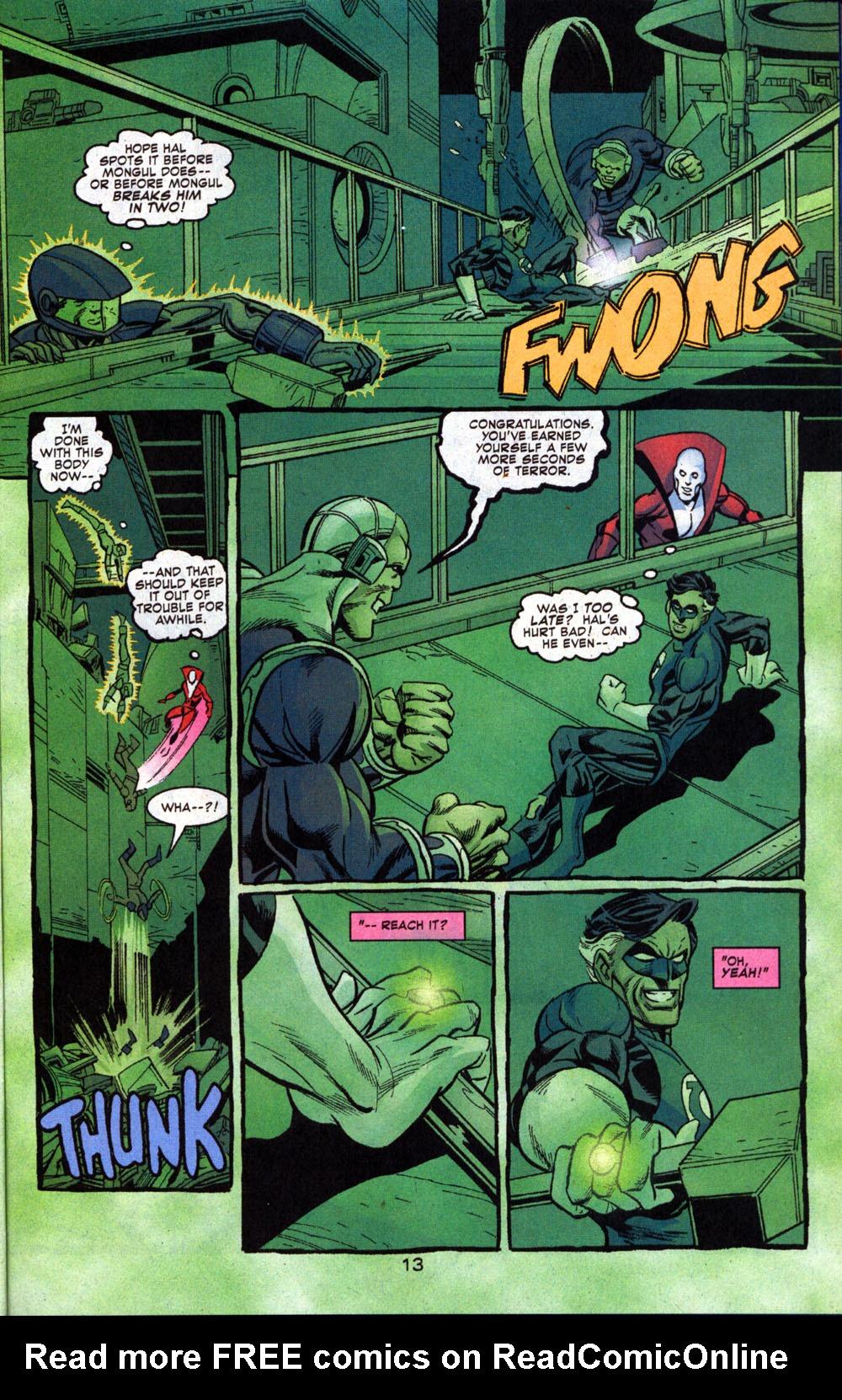Read online Deadman: Dead Again comic -  Issue #4 - 14
