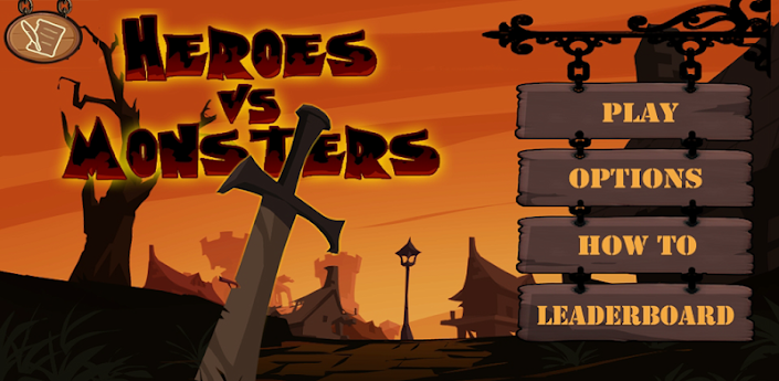 Descargar Heroes vs Monsters v 3.3.9 Mod apk Android Full Gratis (Gratis)