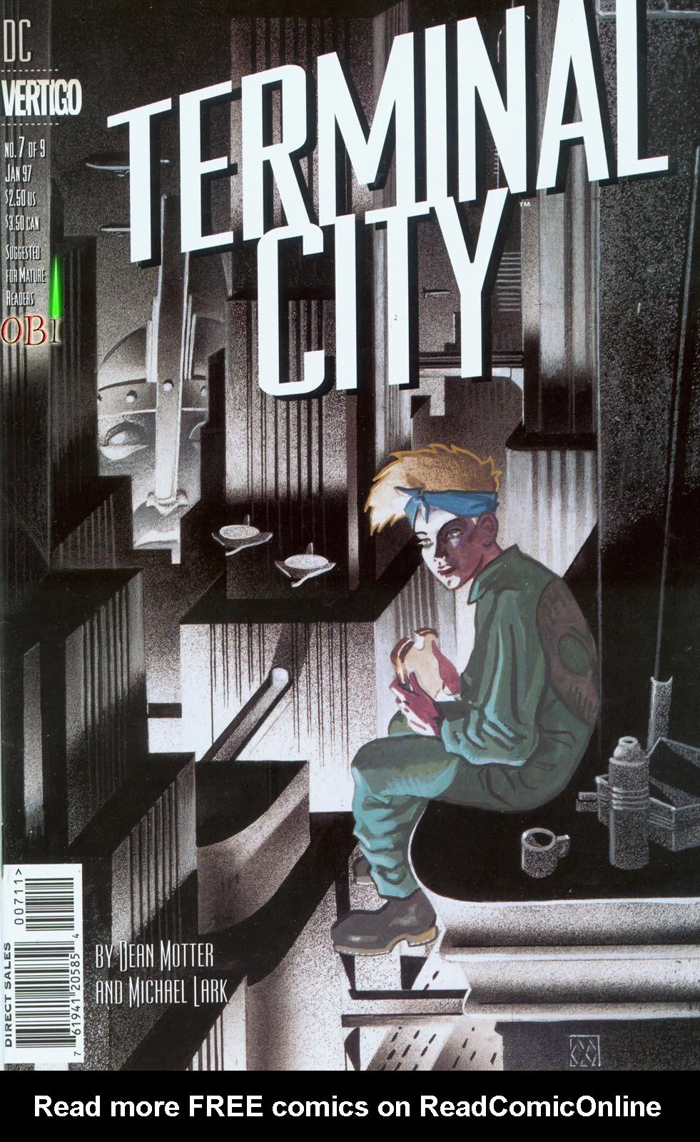 Terminal City 7 Page 1