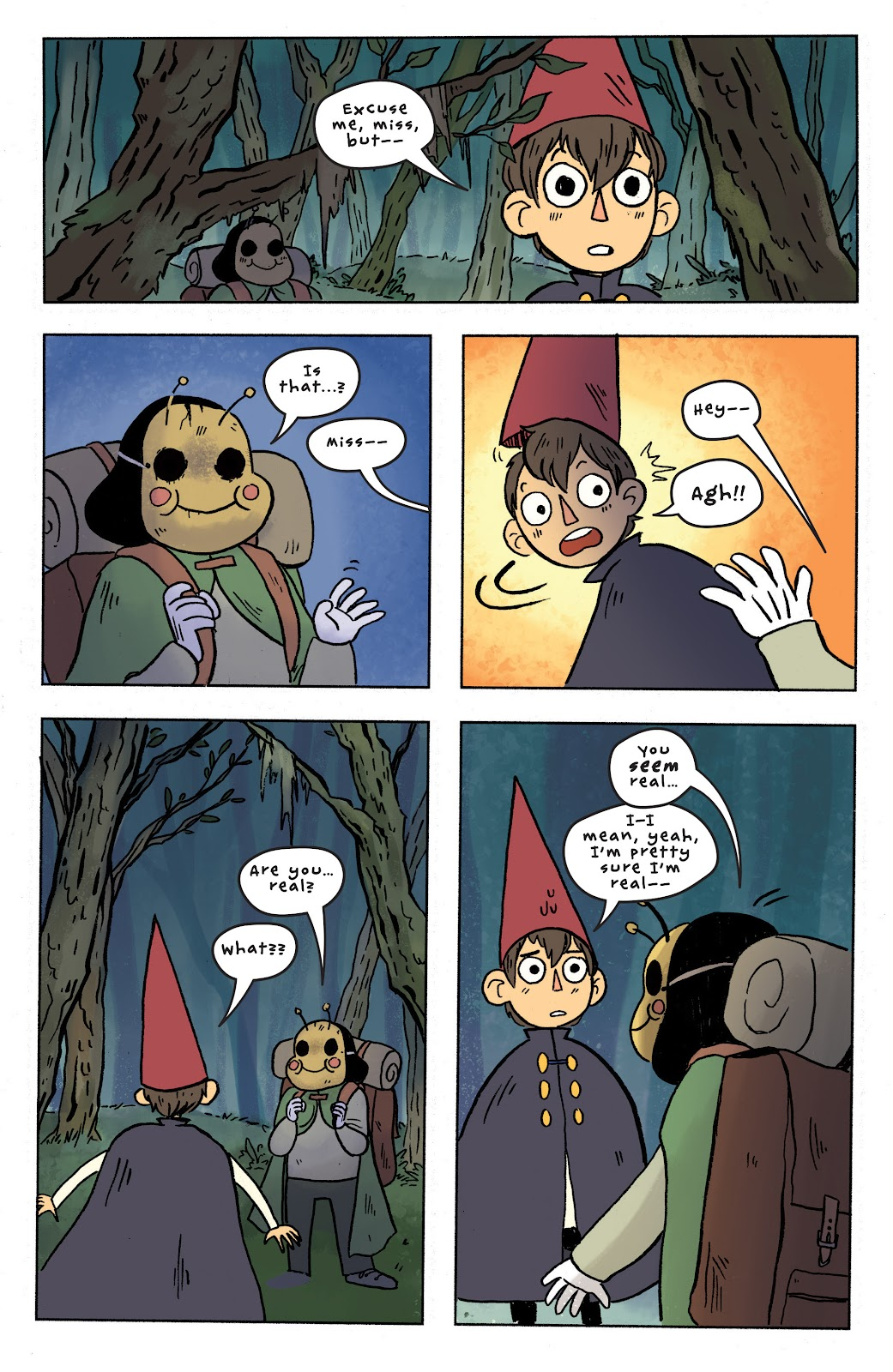 Over the Garden Wall (2016) Issue #7 #7 - English 15