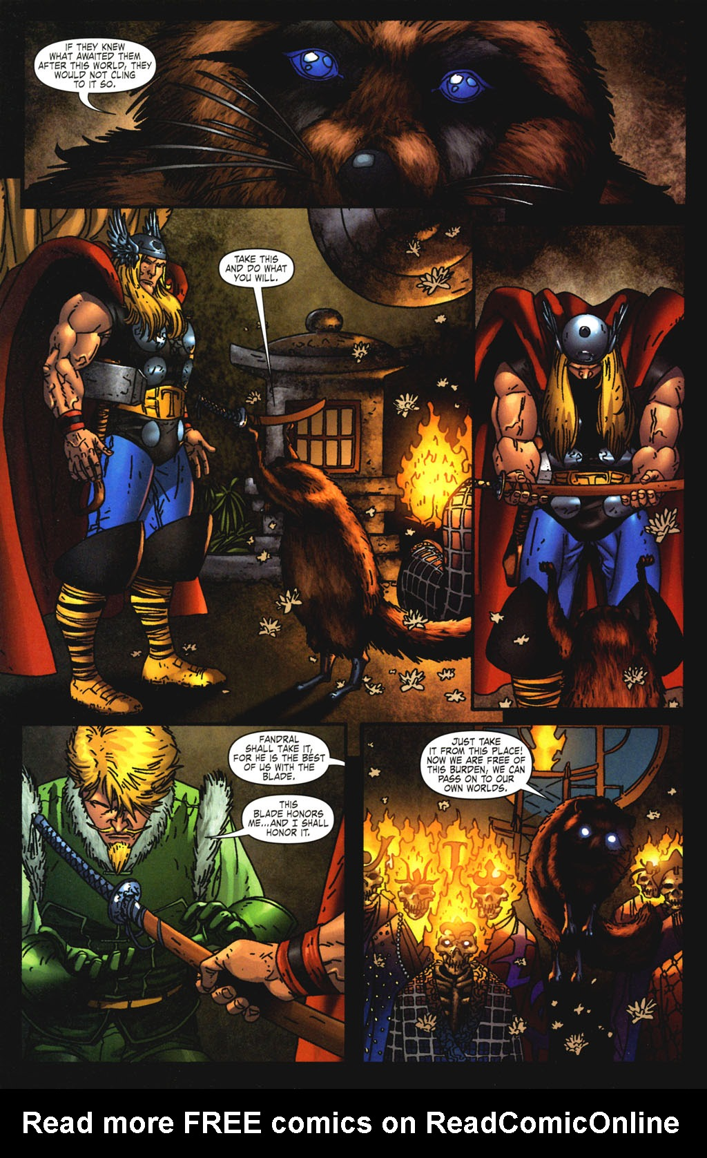 Read online Thor: Blood Oath comic -  Issue #6 - 4