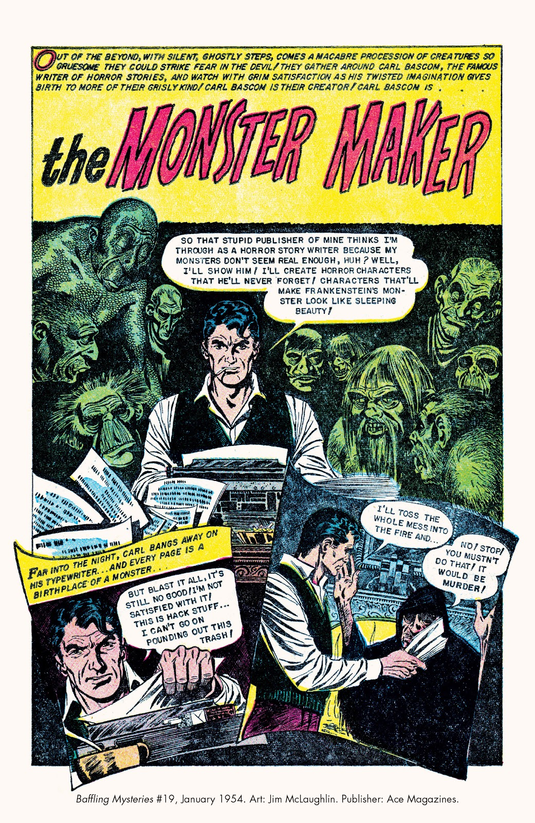 Haunted Horror Issue #23 #23 - English 3