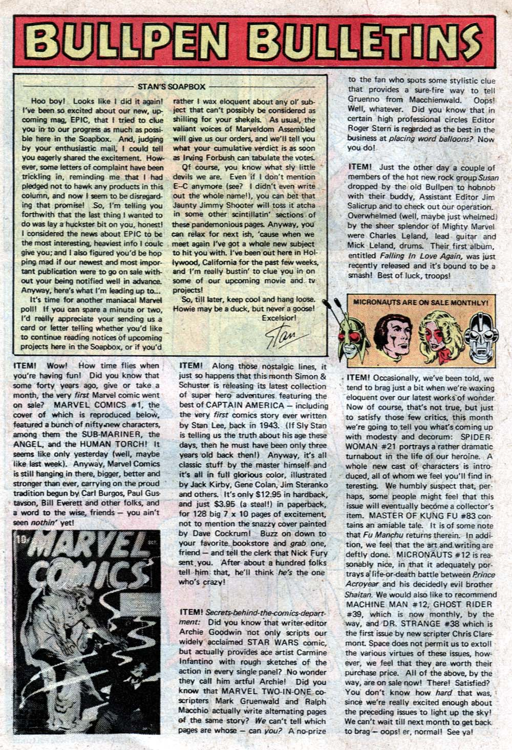 Spider-Woman (1978) #21 #30 - English 18