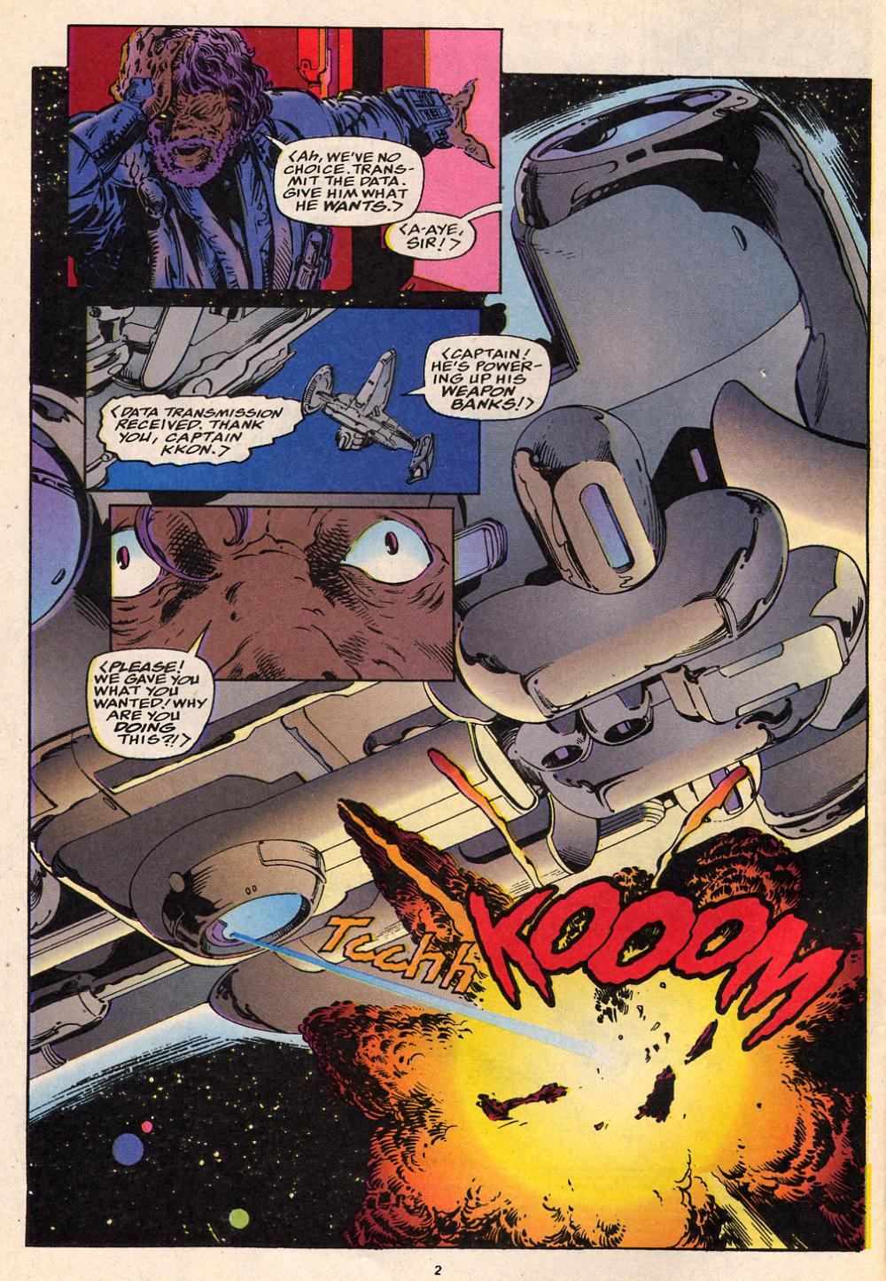Force Works Issue #13 #13 - English 3