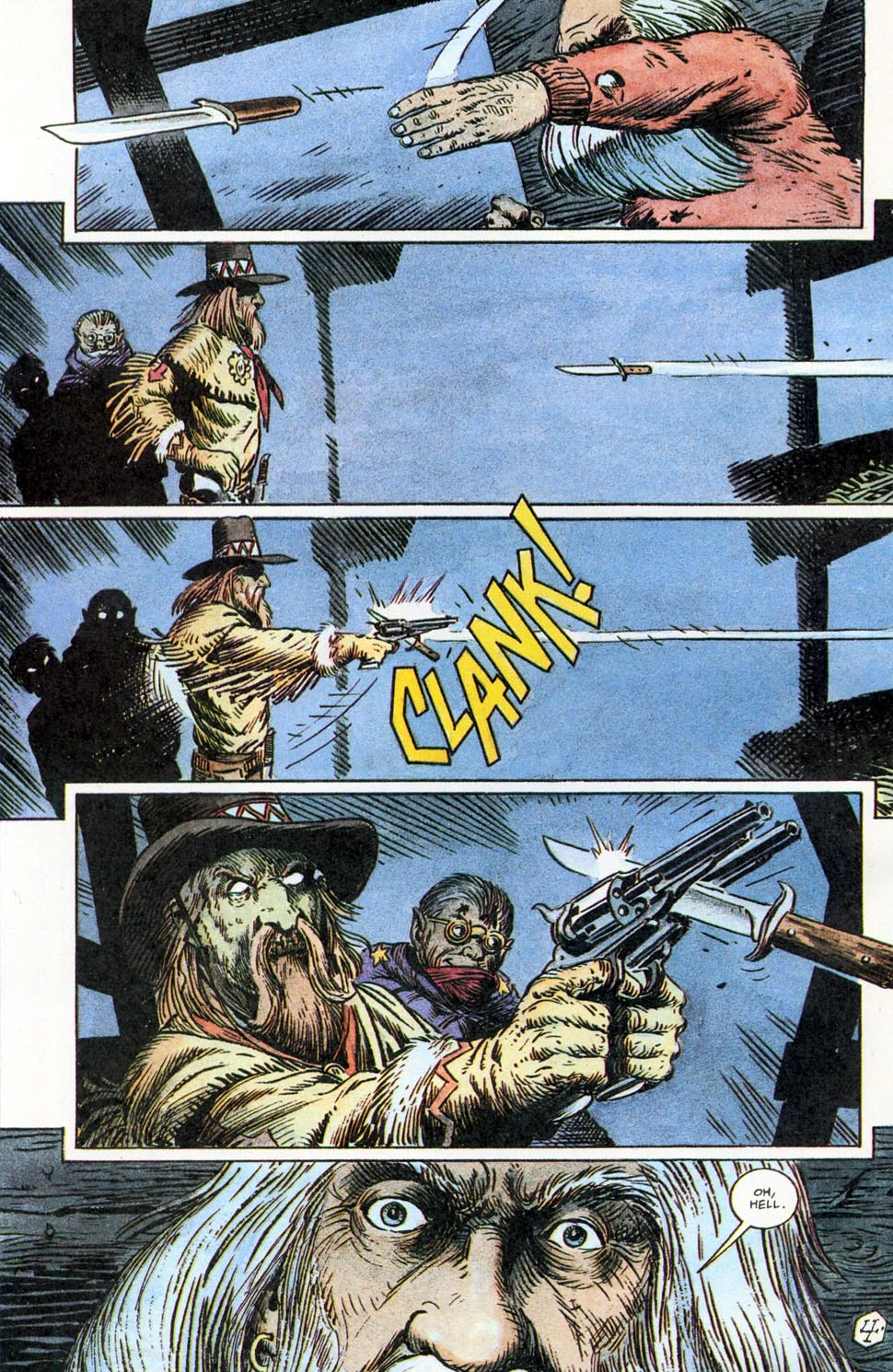 Jonah Hex: Two-Gun Mojo Issue #2 #2 - English 6