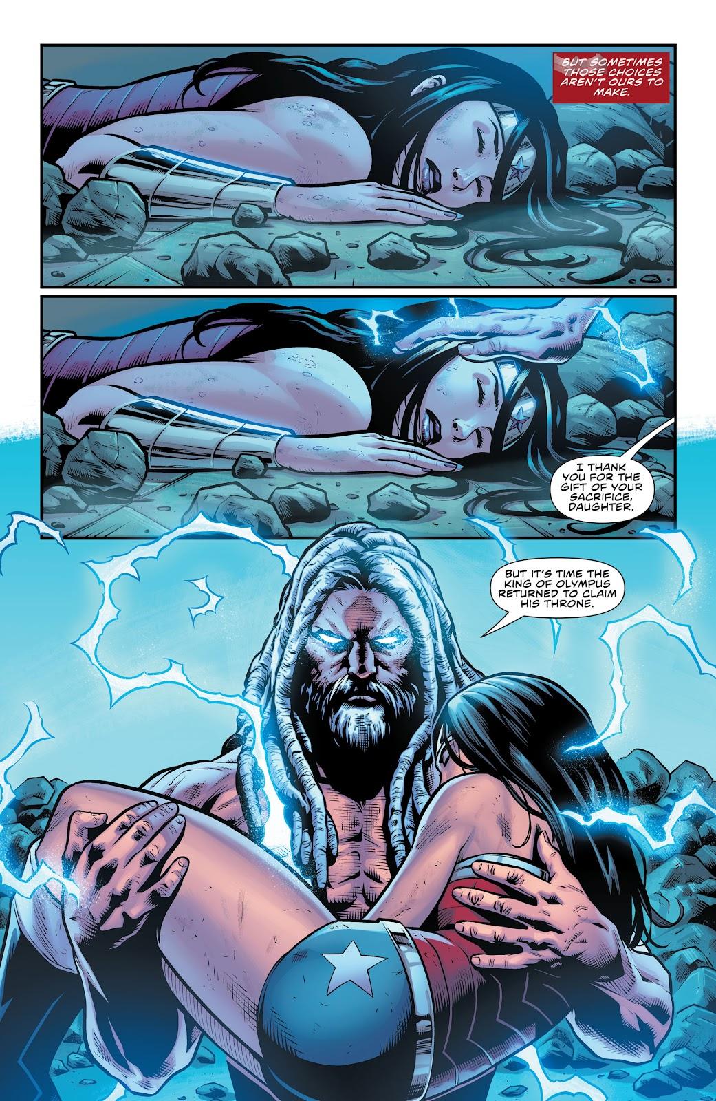 Wonder Woman (2011) Issue #52 #56 - English 23