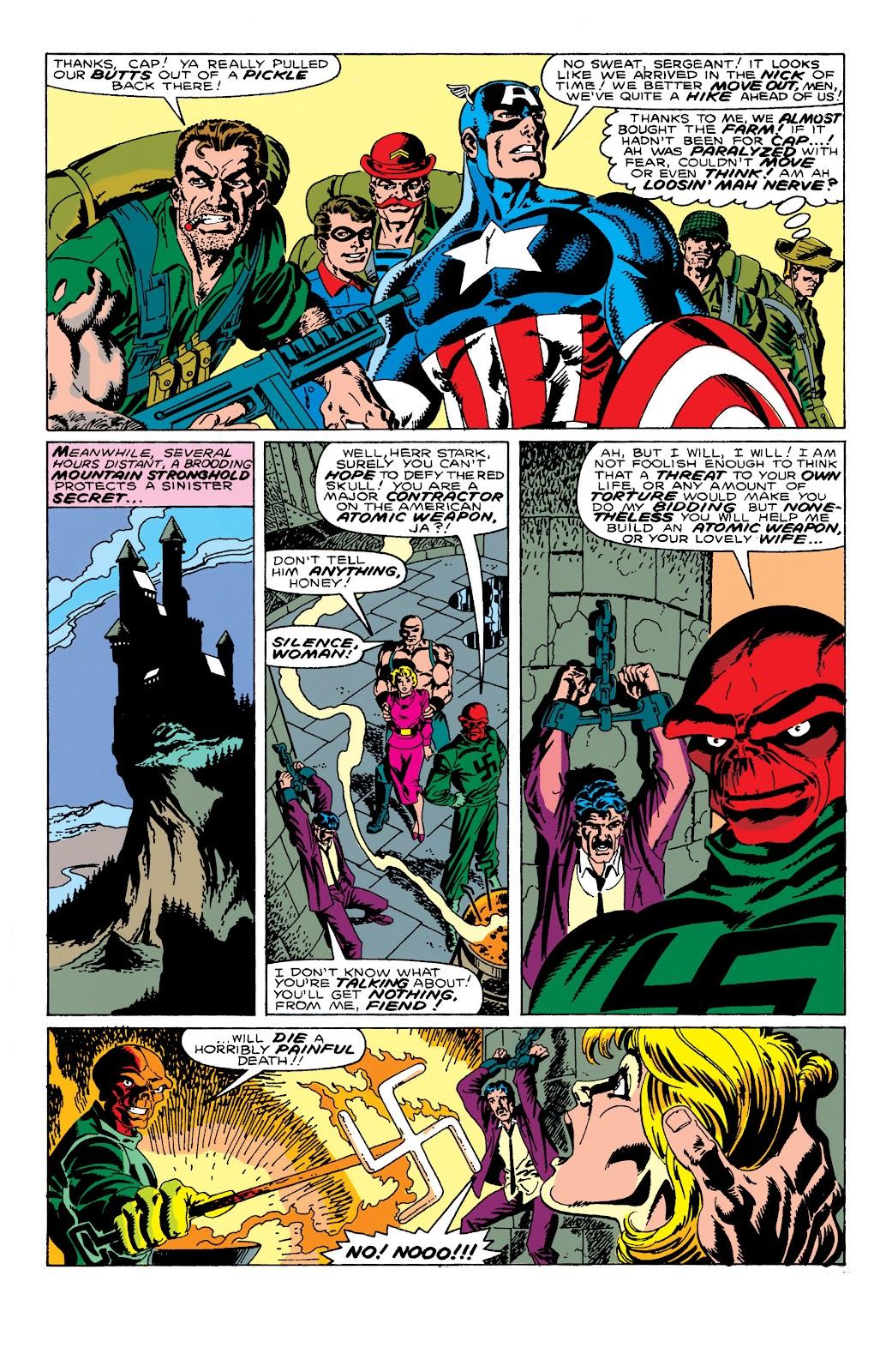 Captain America (1968) _Annual 9 #9 - English 34
