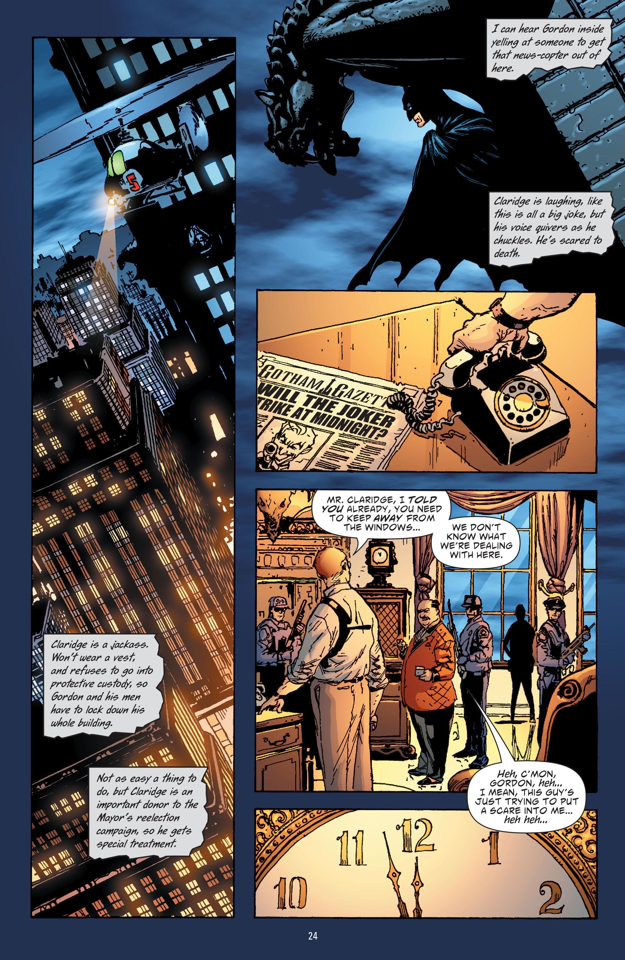 Batman: The Man Who Laughs chap 1 pic 25
