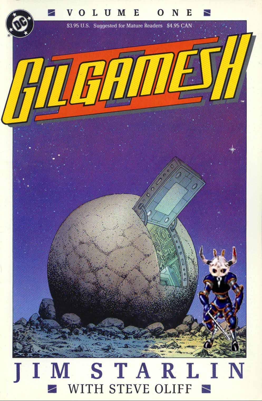 Gilgamesh II 1 Page 1
