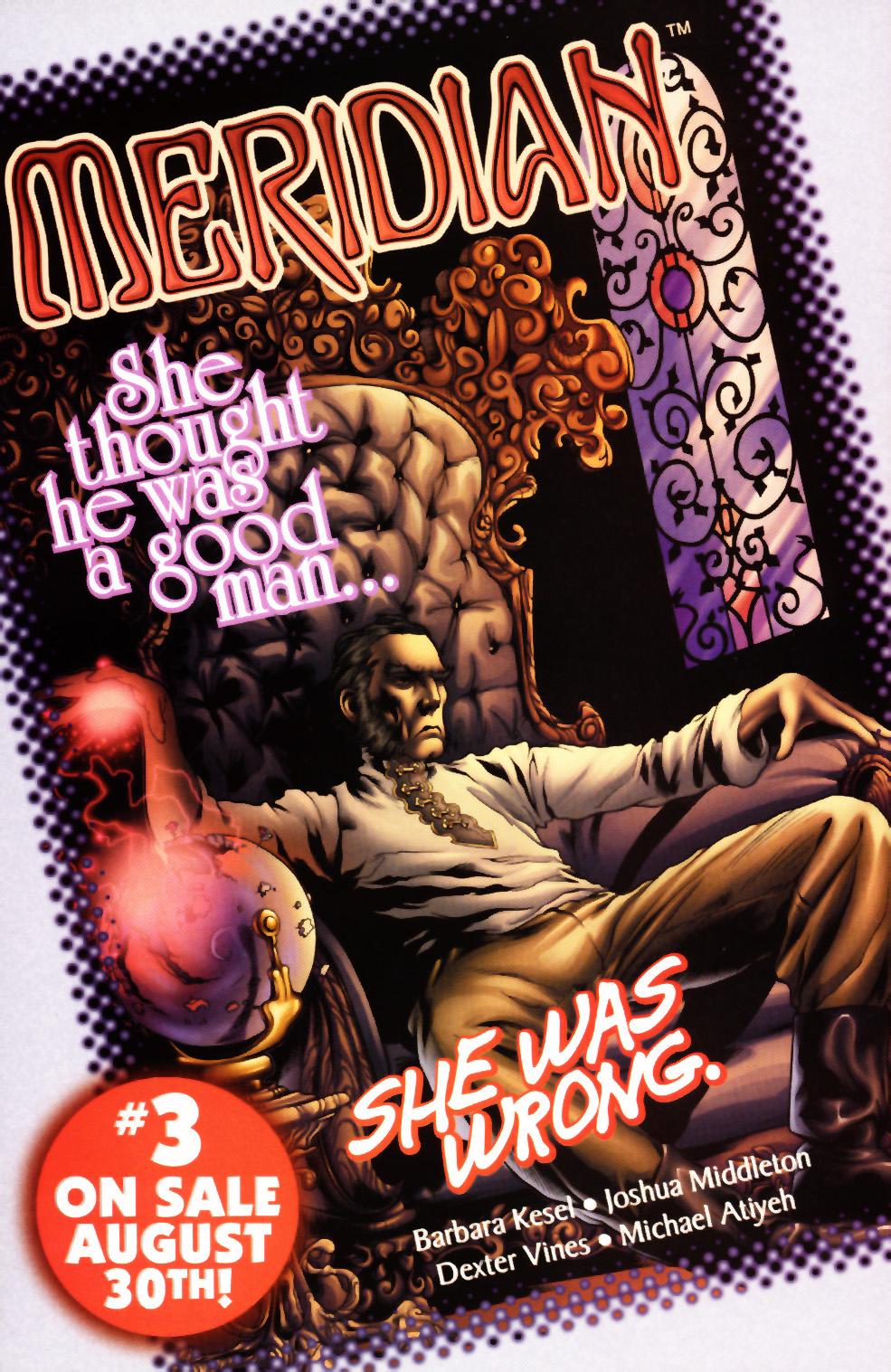 Read online Scion comic -  Issue #3 - 31