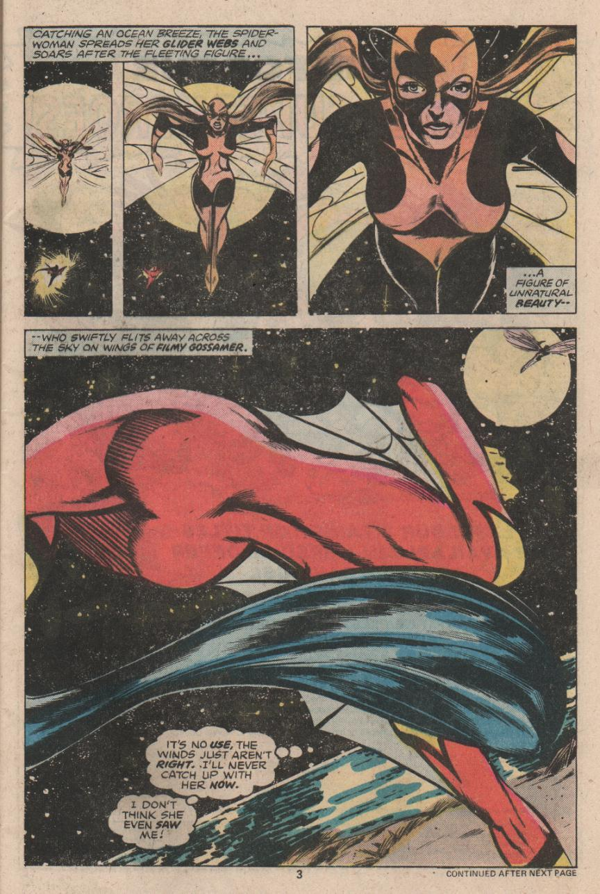 Spider-Woman (1978) Issue #10 #10 - English 4