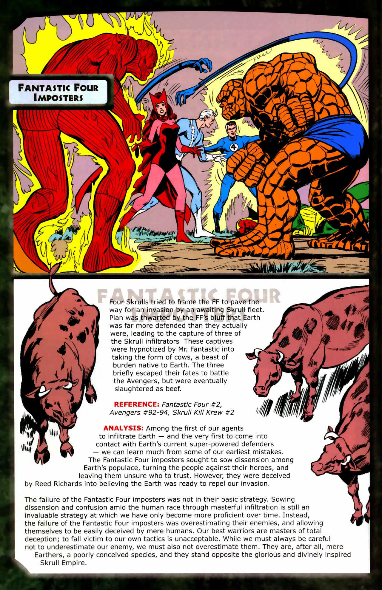 Read online Skrulls! comic -  Issue # Full - 16