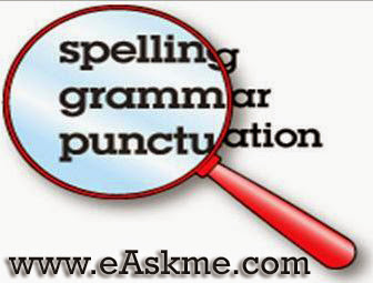 Improve English grammar tools for blogger : eAskme