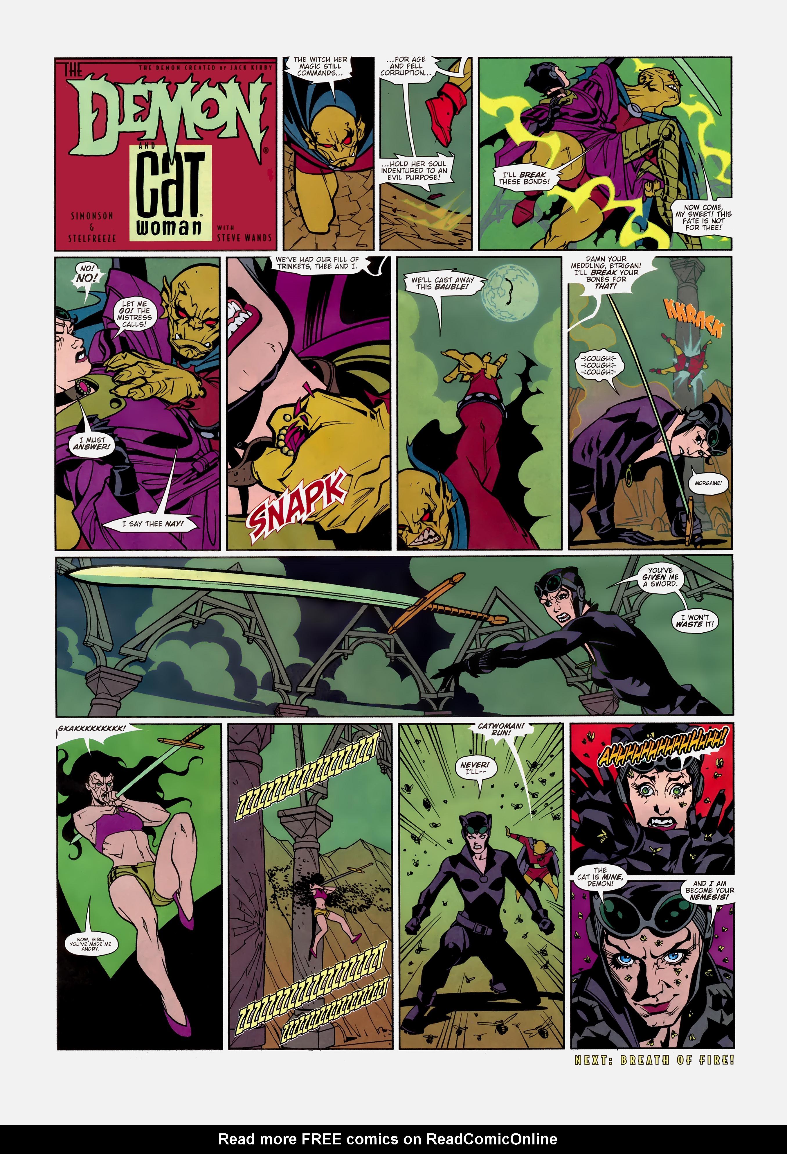 Read online Wednesday Comics comic -  Issue #10 - 15