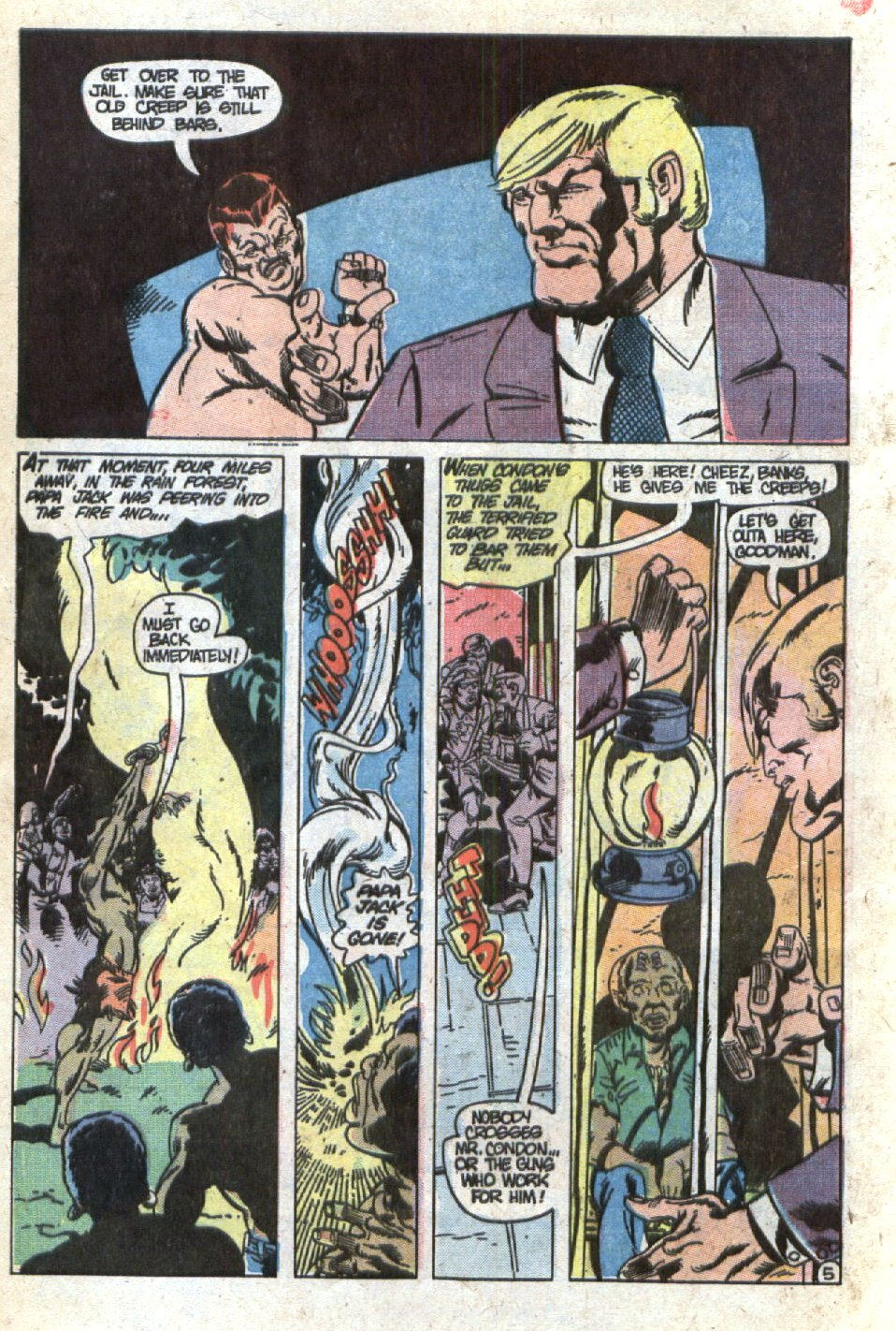 Read online Scary Tales comic -  Issue #4 - 28