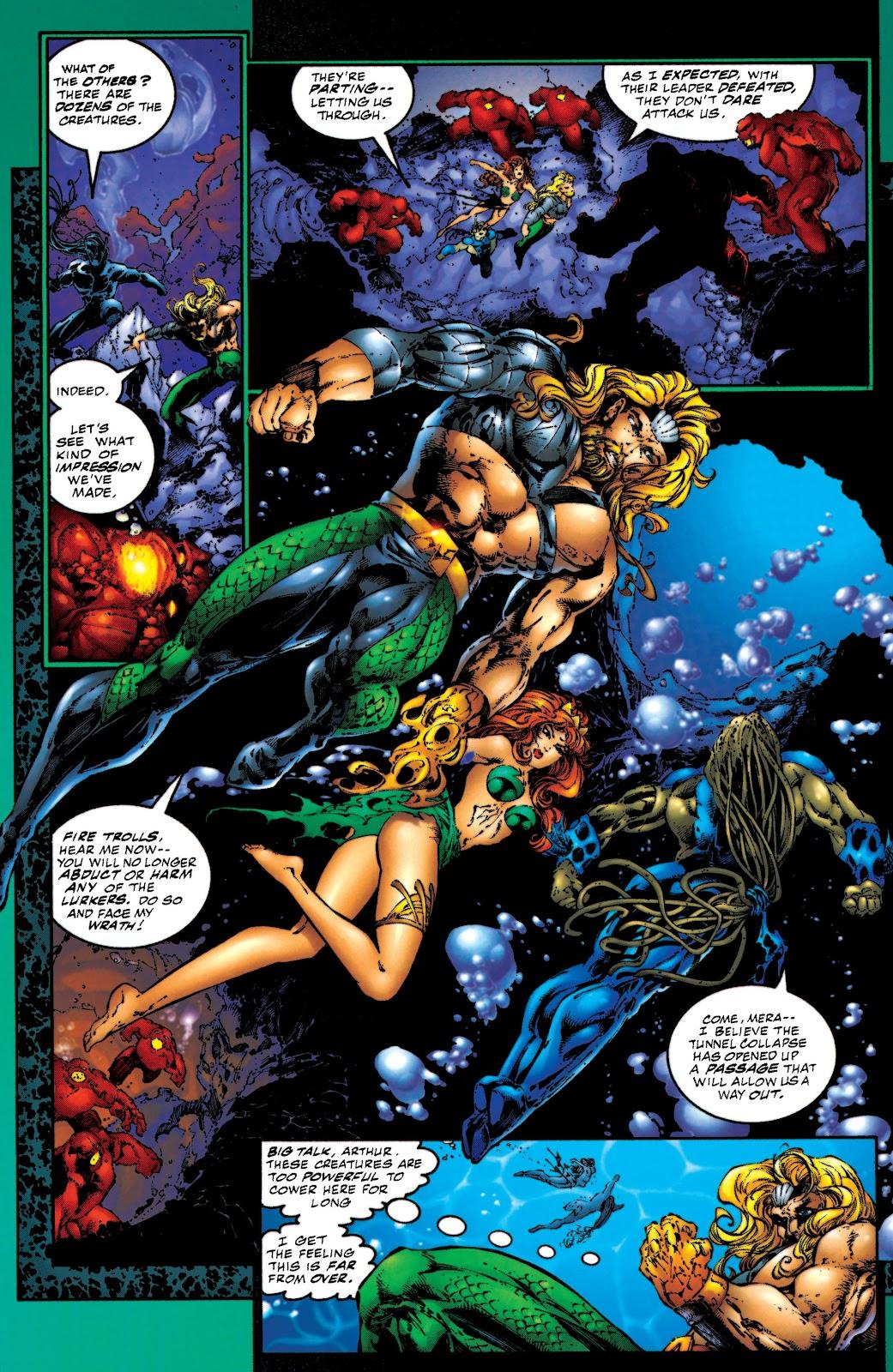 Aquaman (1994) Issue #53 #59 - English 9