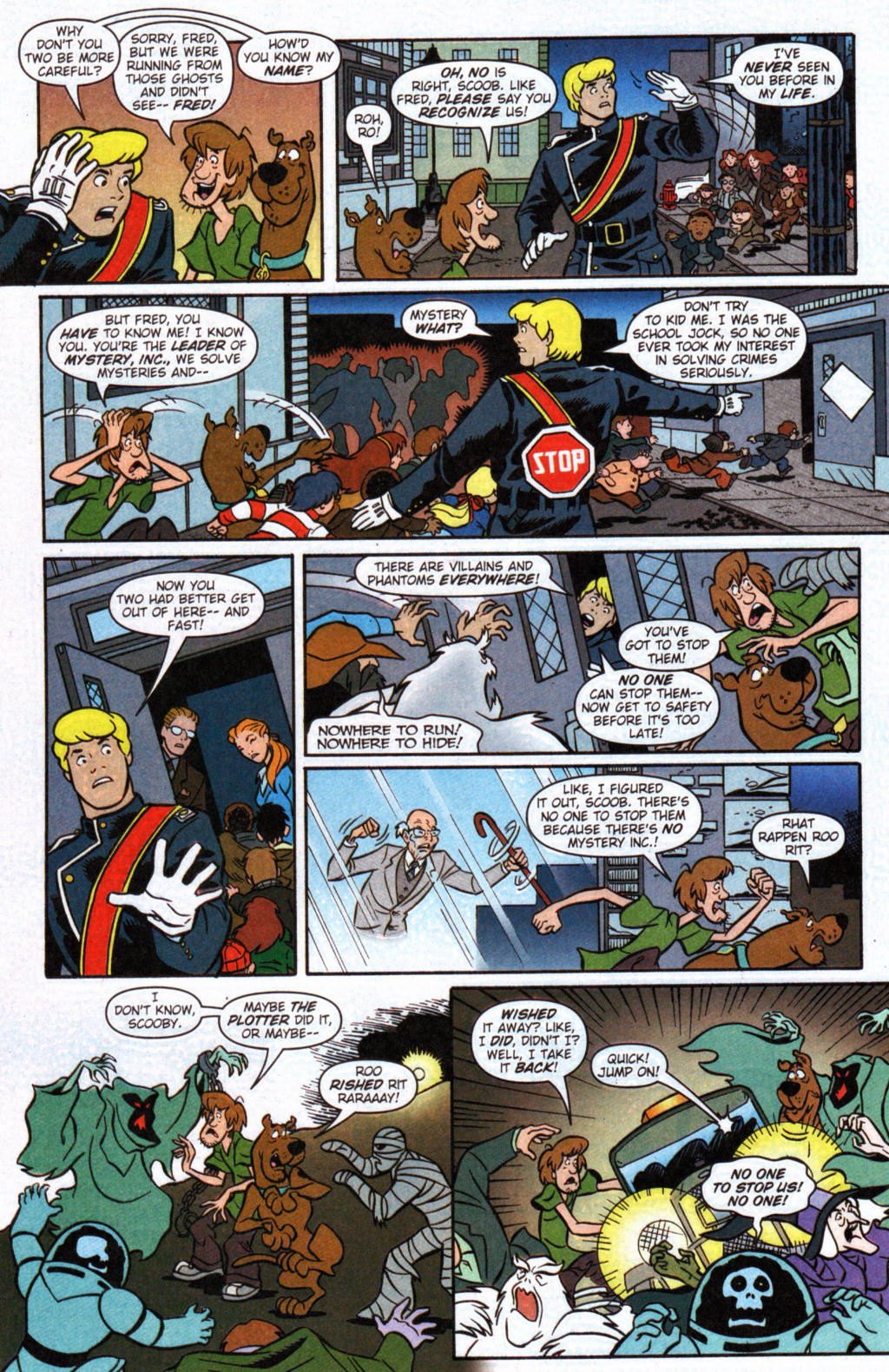 Read online Scooby-Doo (1997) comic -  Issue #115 - 7
