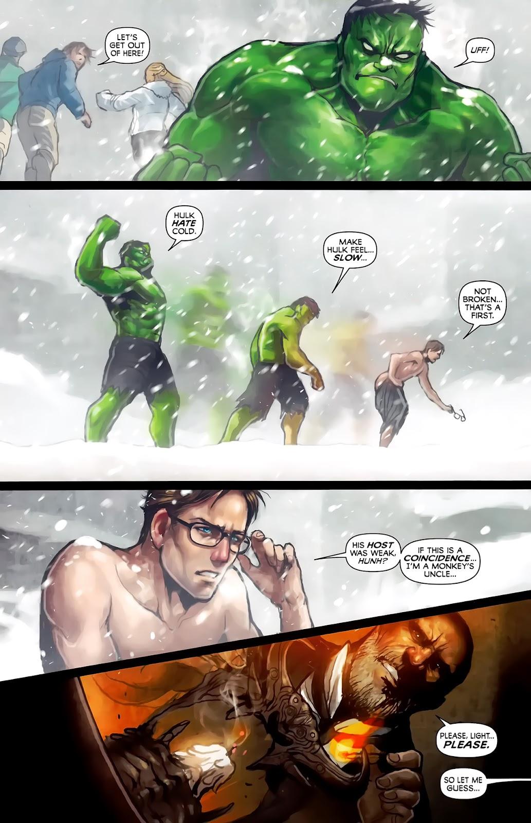 Incredible Hulks (2010) Issue #621 #11 - English 32