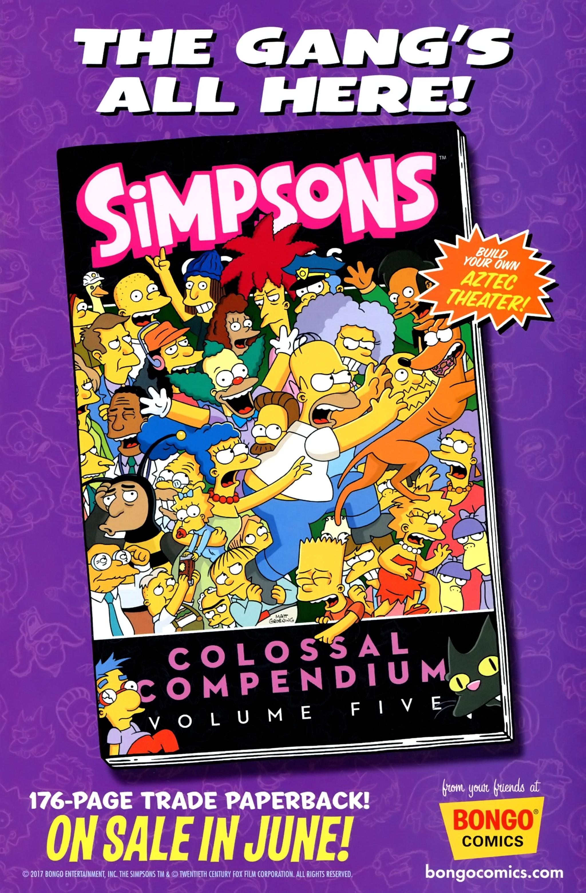 Read online Simpsons Comics comic -  Issue #239 - 31
