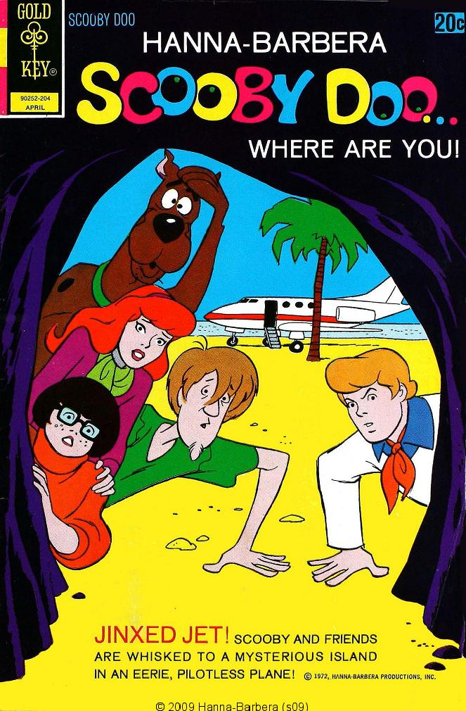 Read online Scooby-Doo... Where Are You! (1970) comic -  Issue #11 - 1