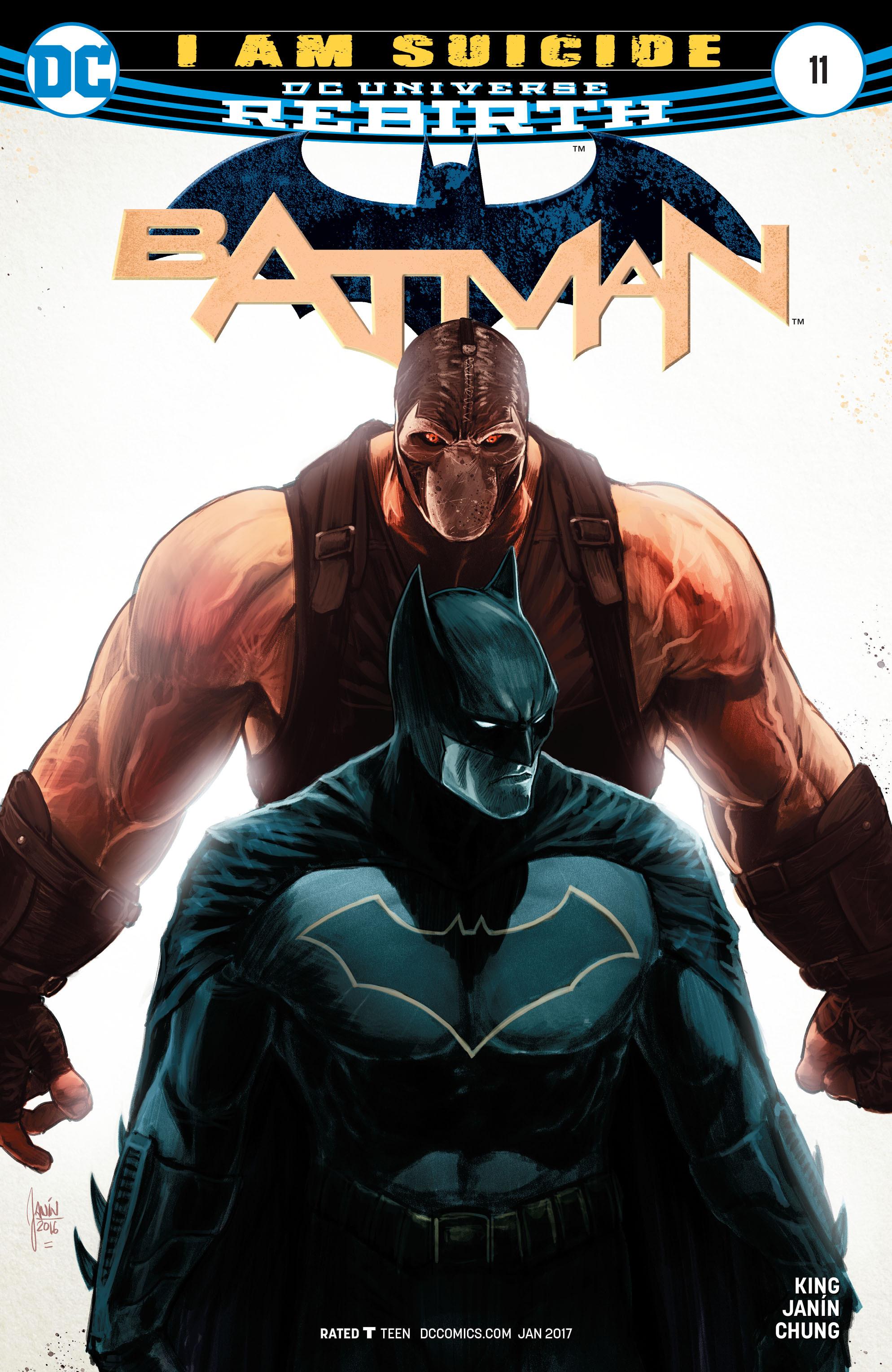 Batman (2016) 11 Page 1