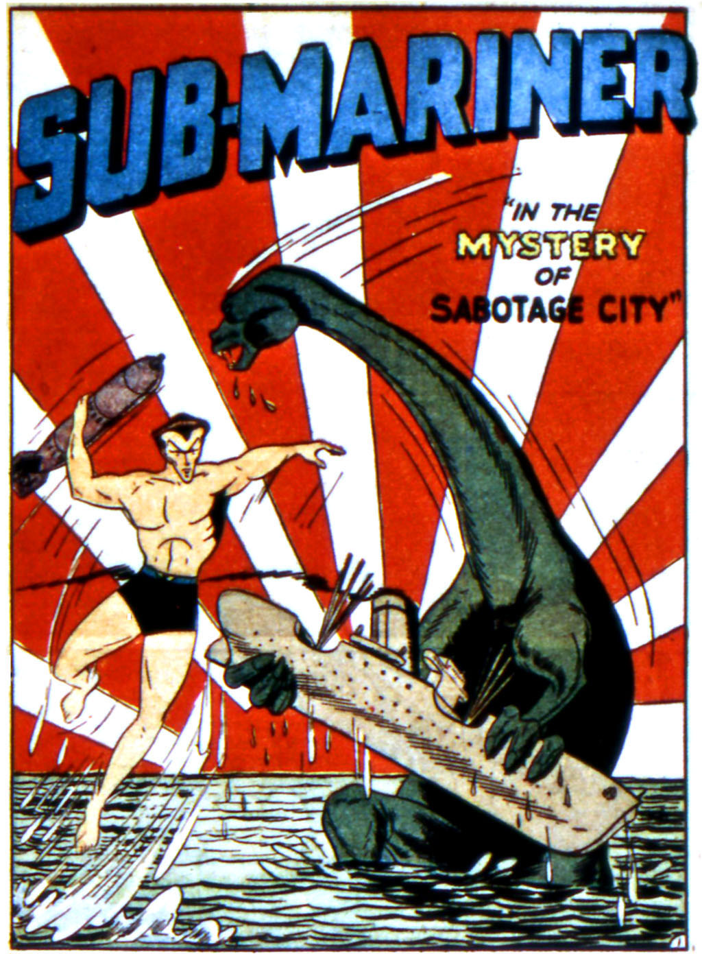 Sub-Mariner Comics Issue #12 #12 - English 15
