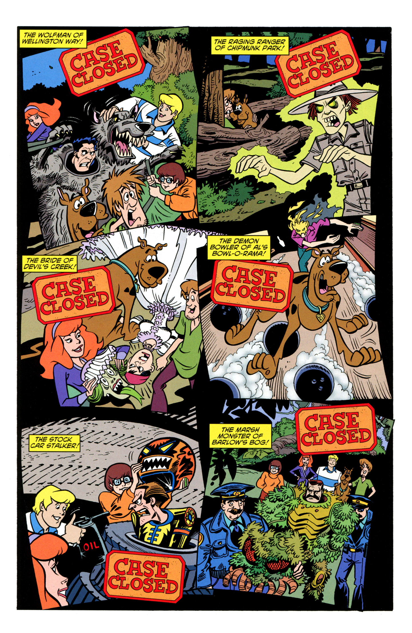 Read online Scooby-Doo: Where Are You? comic -  Issue #19 - 22